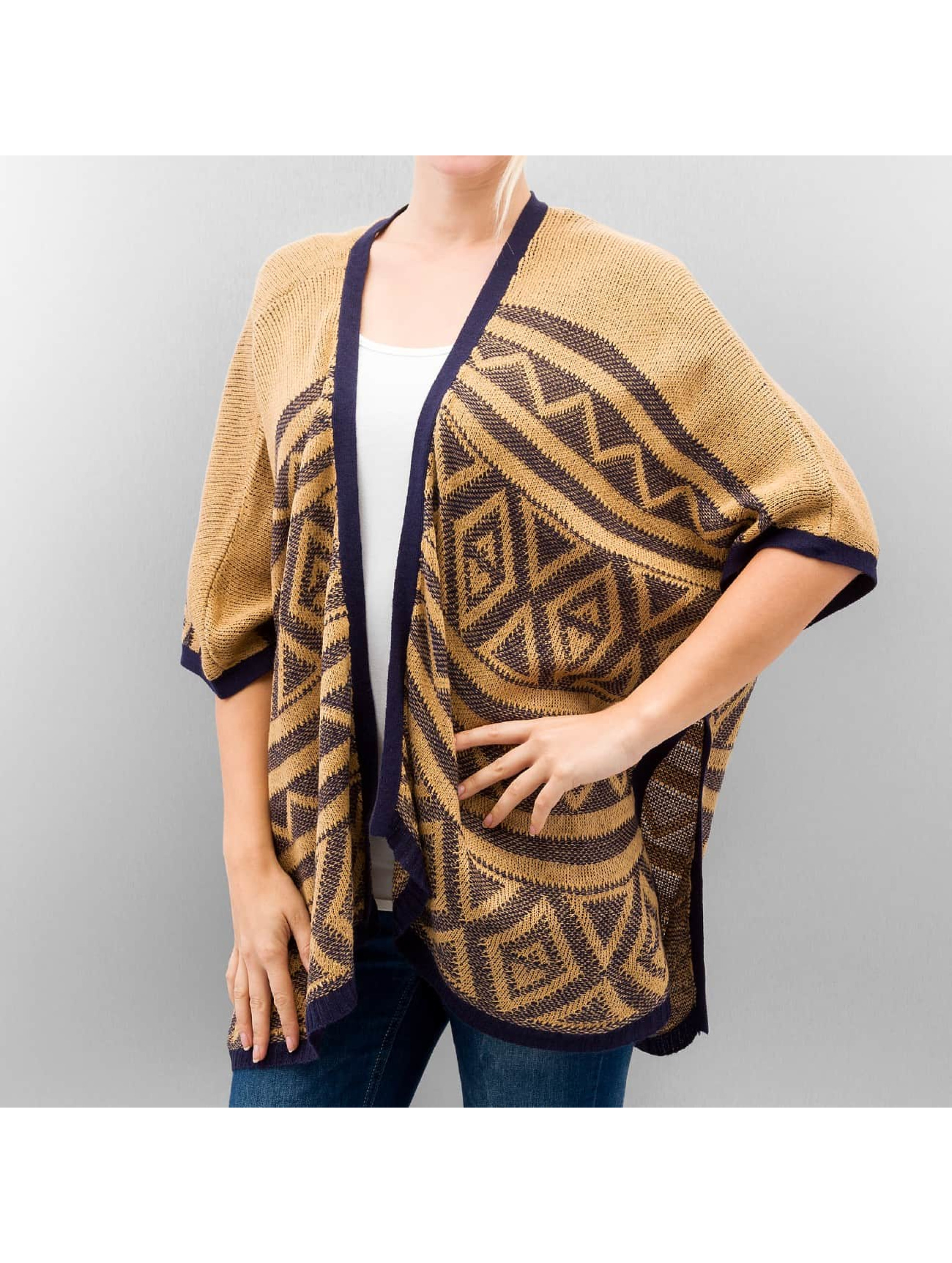 Only Strickjacke onlSamya Kimono beige