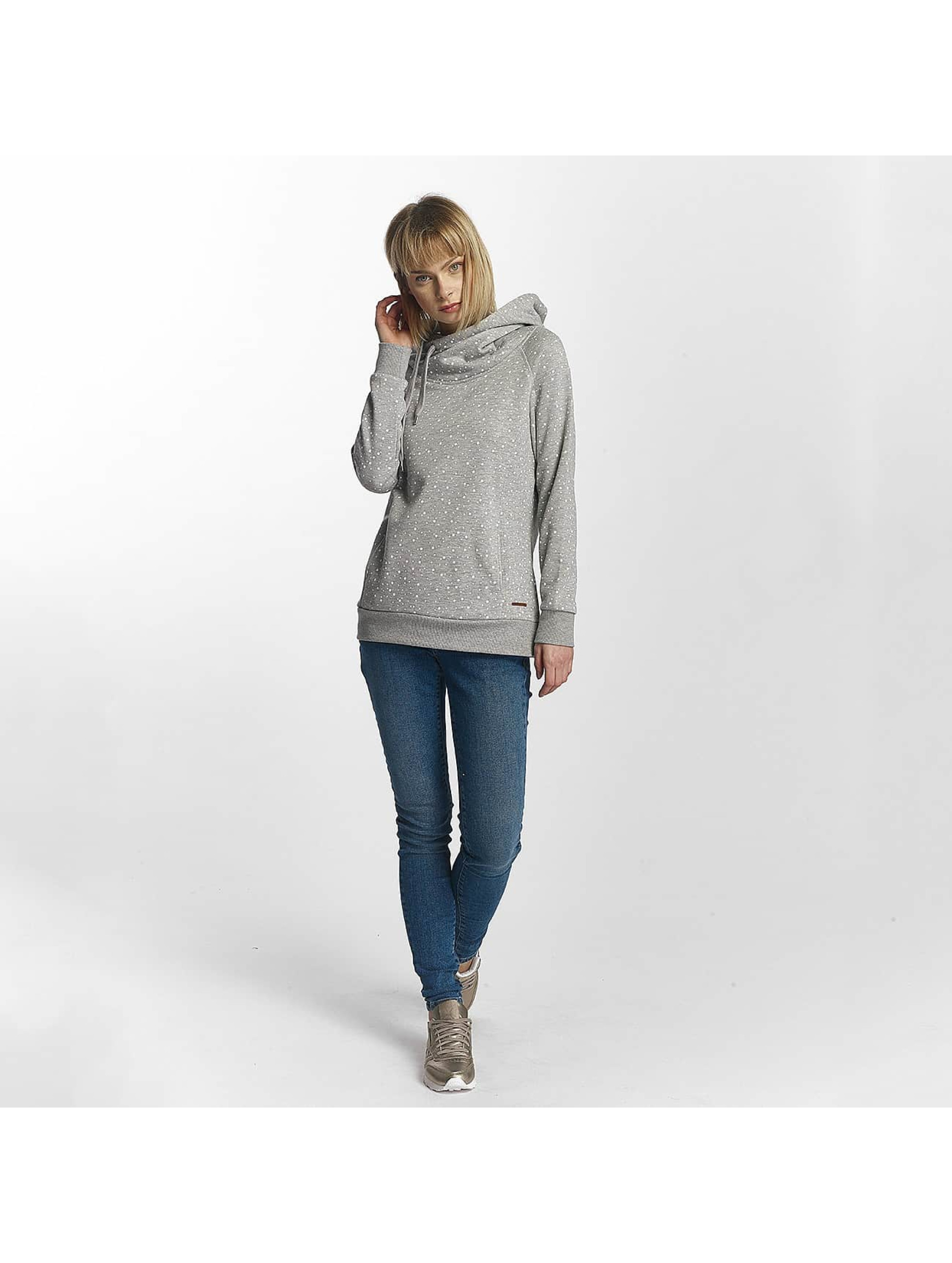 Only Sweat capuche onlJalene gris