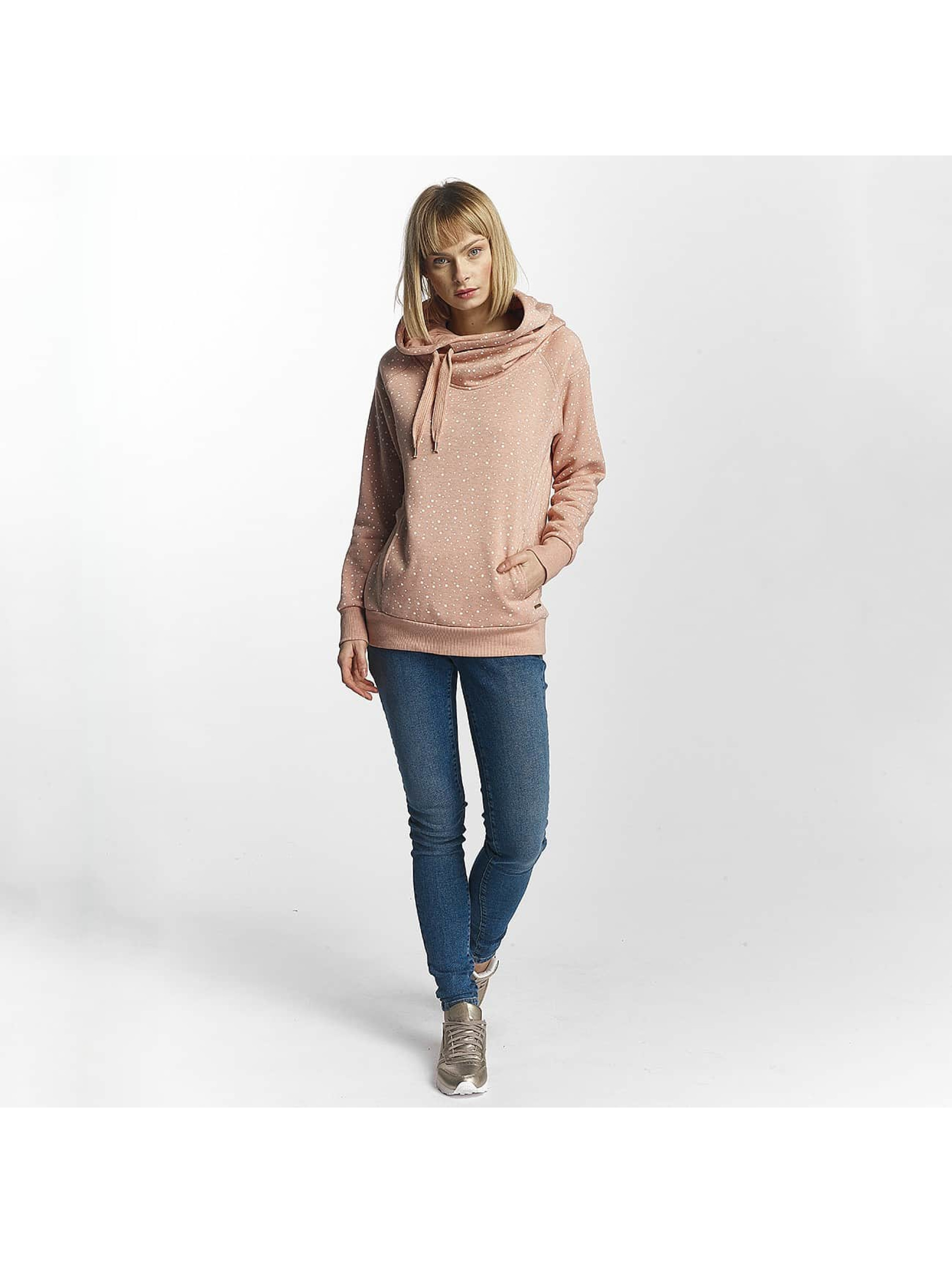 Only Sweat capuche onlJalene rose