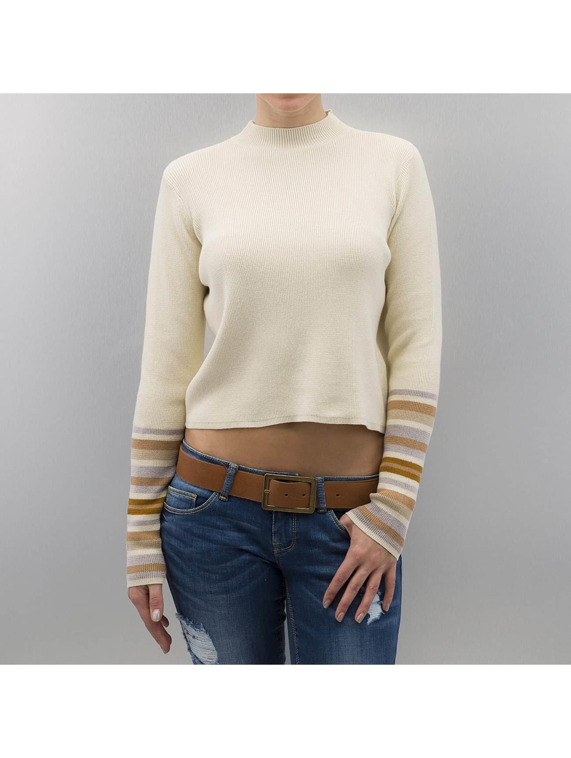 Only Swetry onlEilen Short bezowy