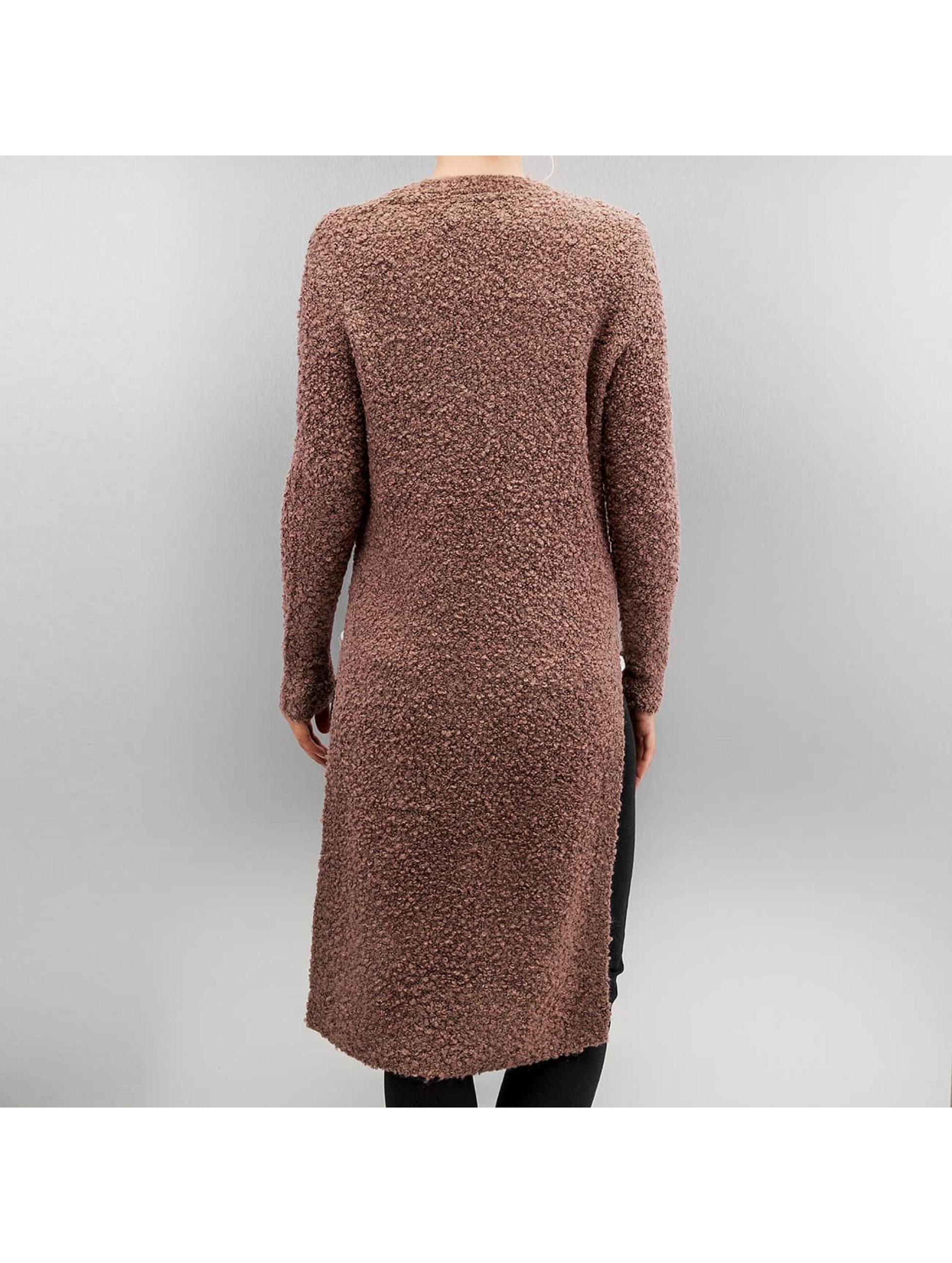 Only Swetry rozpinane onlNew Zadie brazowy