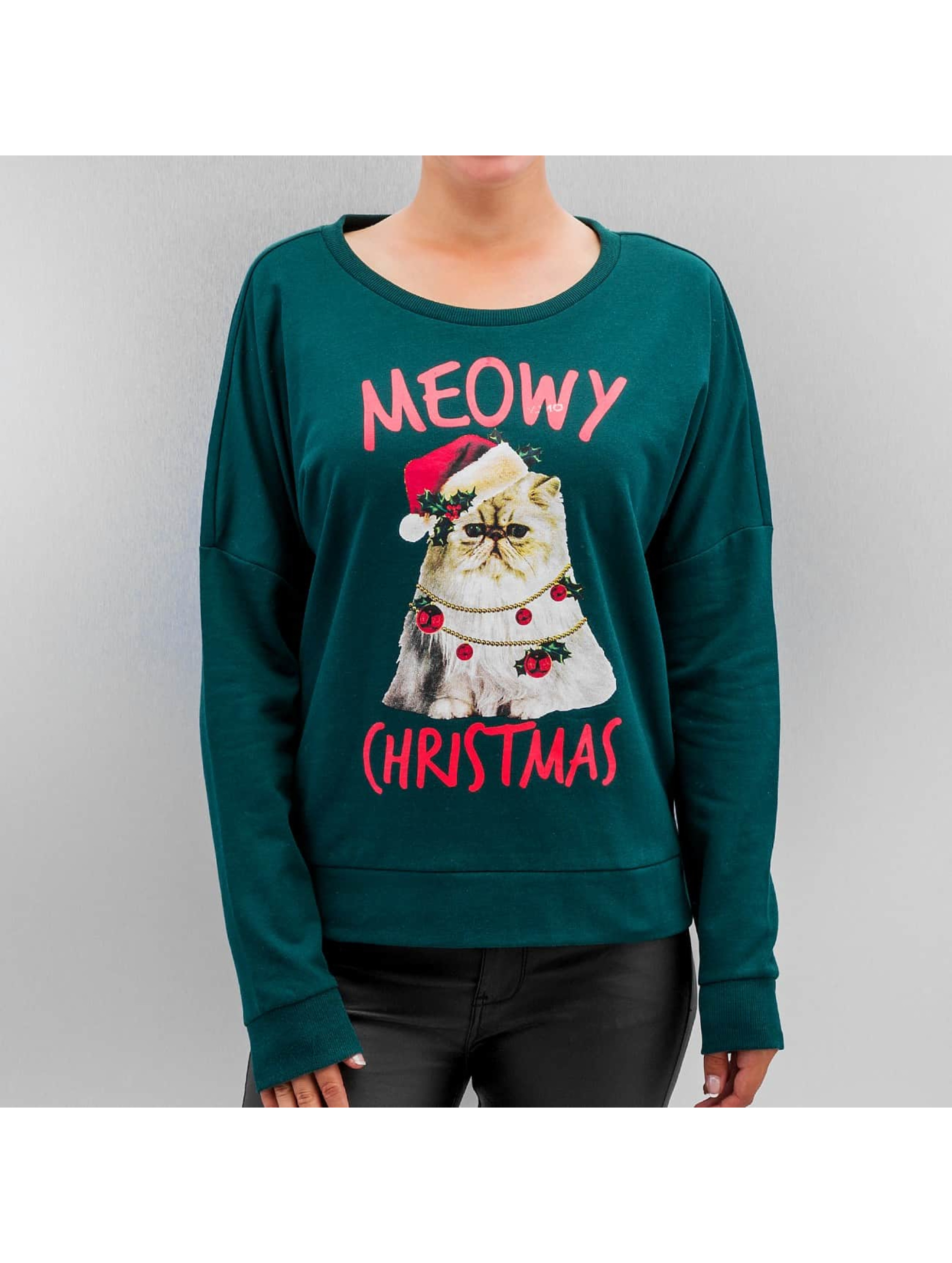 Only Swetry onlMerry zielony