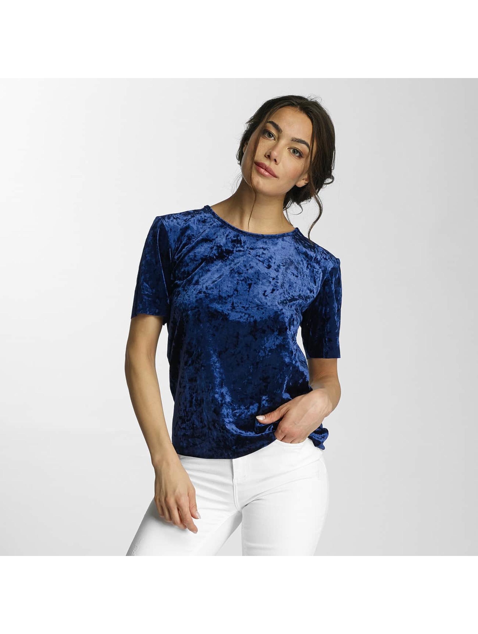 T-Shirt Only onlPunti en bleu