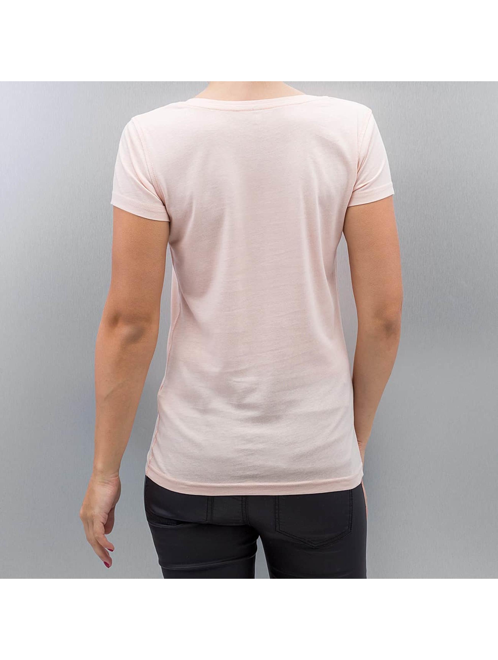 Only T-shirt onlTessa Unicorn rosa chiaro