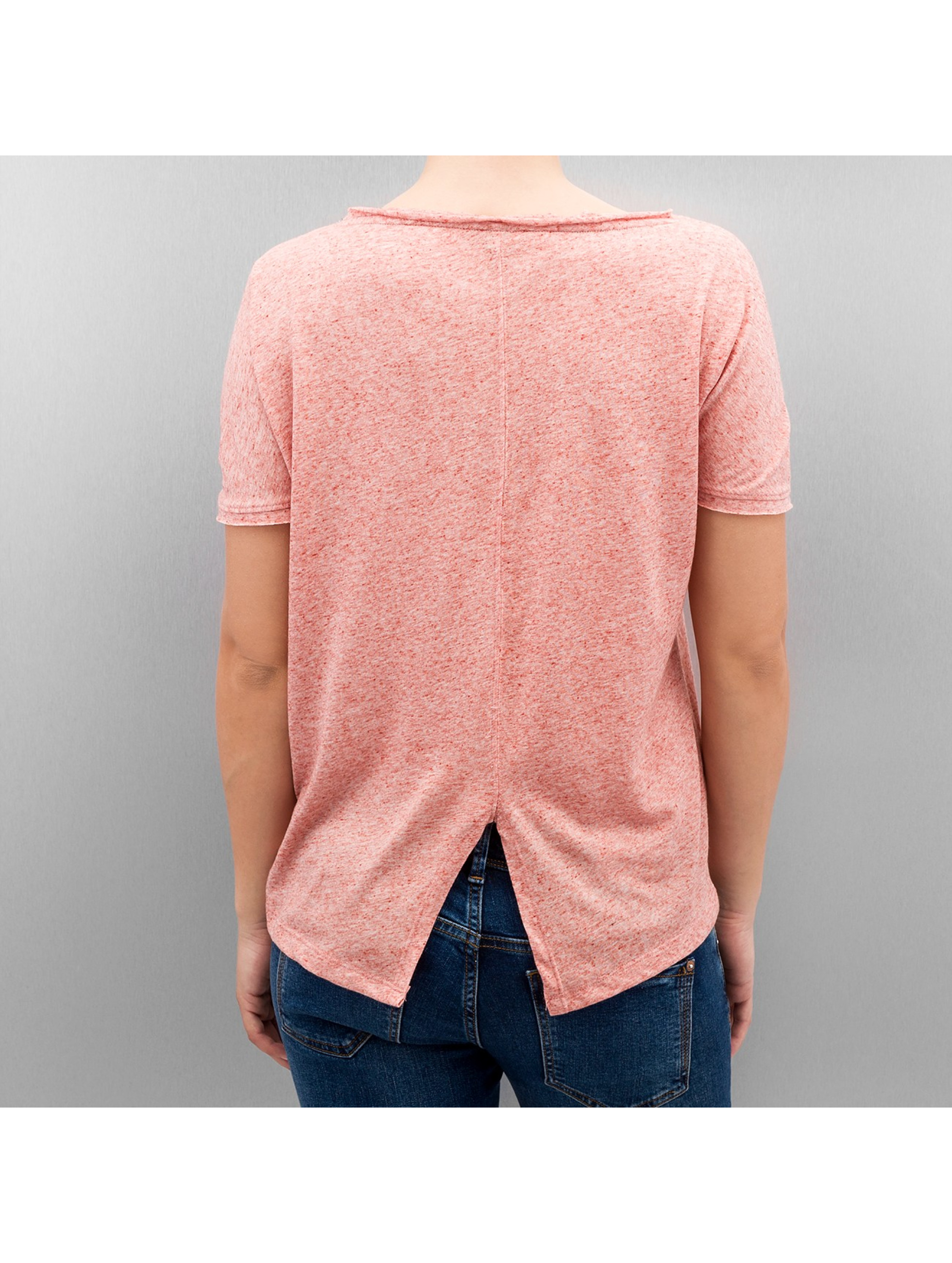 Only T-Shirt onlAlice Nap rouge