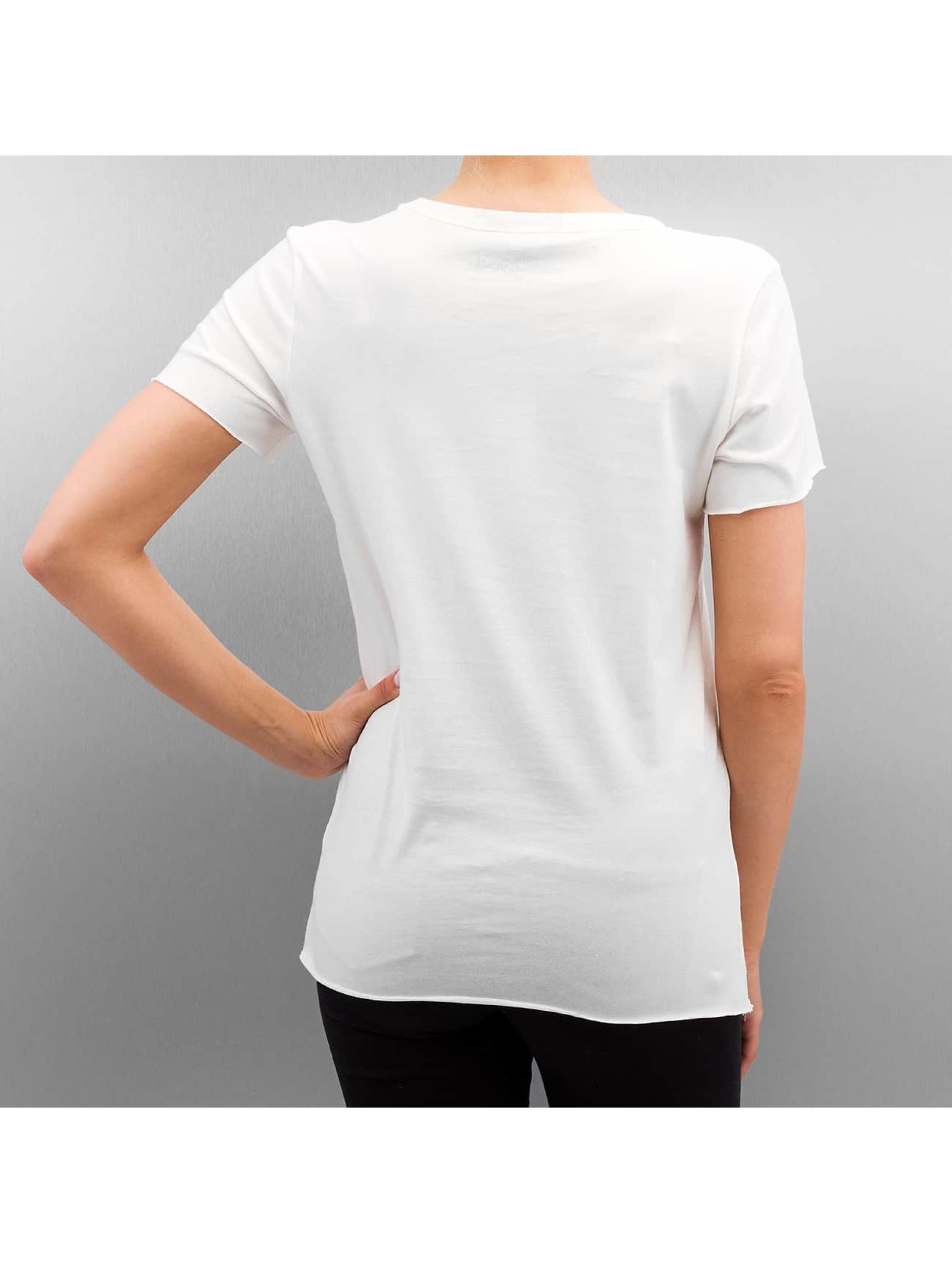 Only T-Shirt onlRolling Stones Glitter weiß