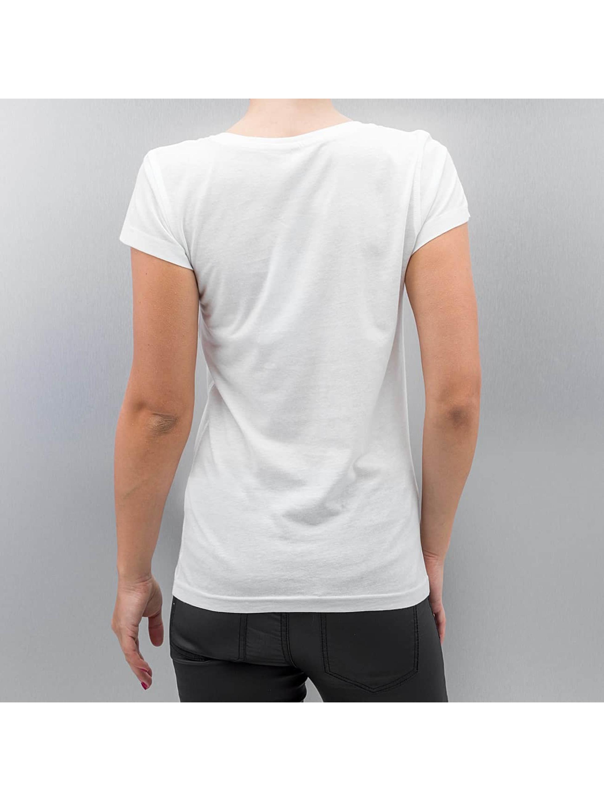 Only T-Shirt onlTessa Unicorn weiß