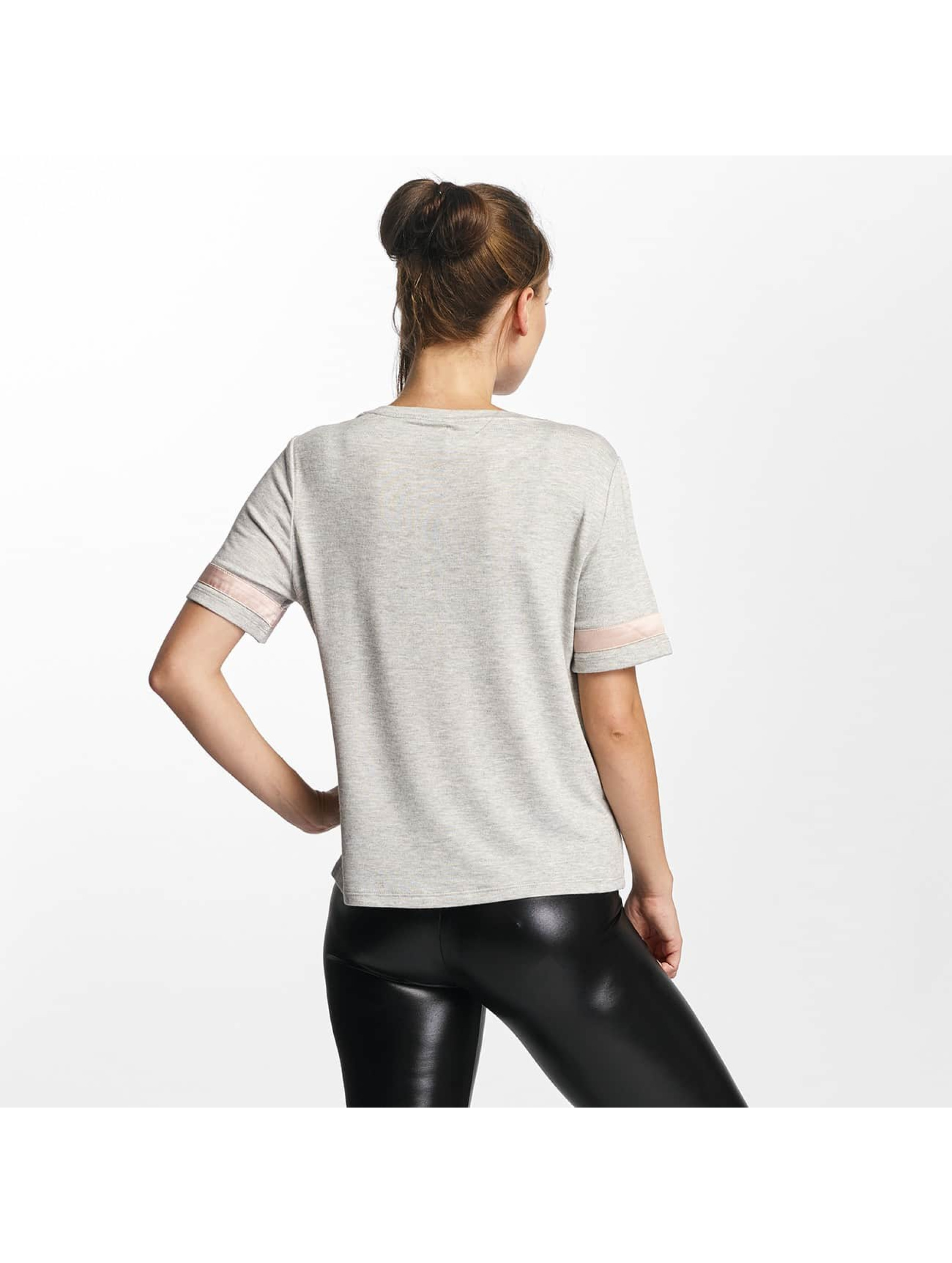 Only T-skjorter onlMia Hello grå