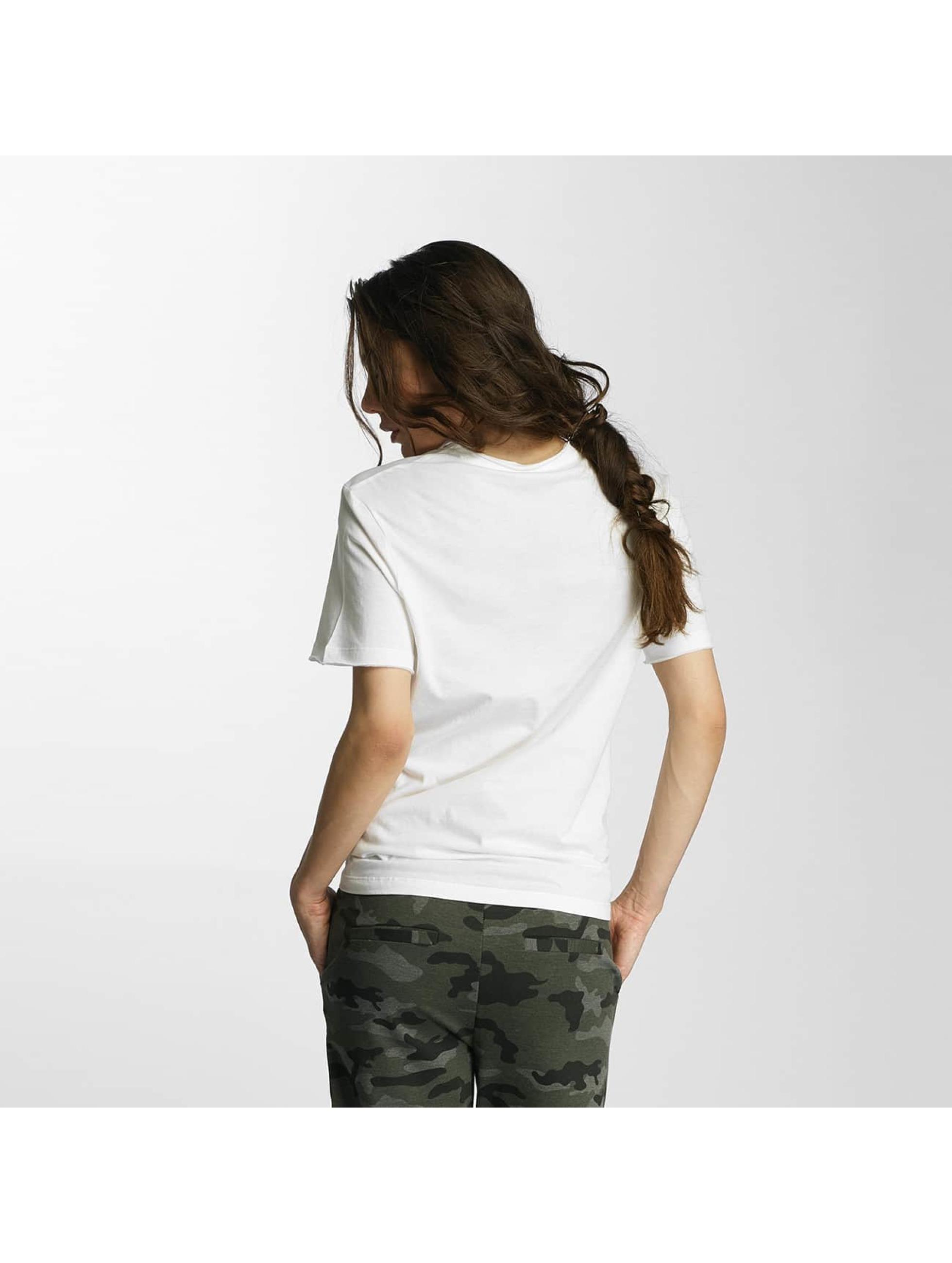 Only T-skjorter onlSassy Knot hvit