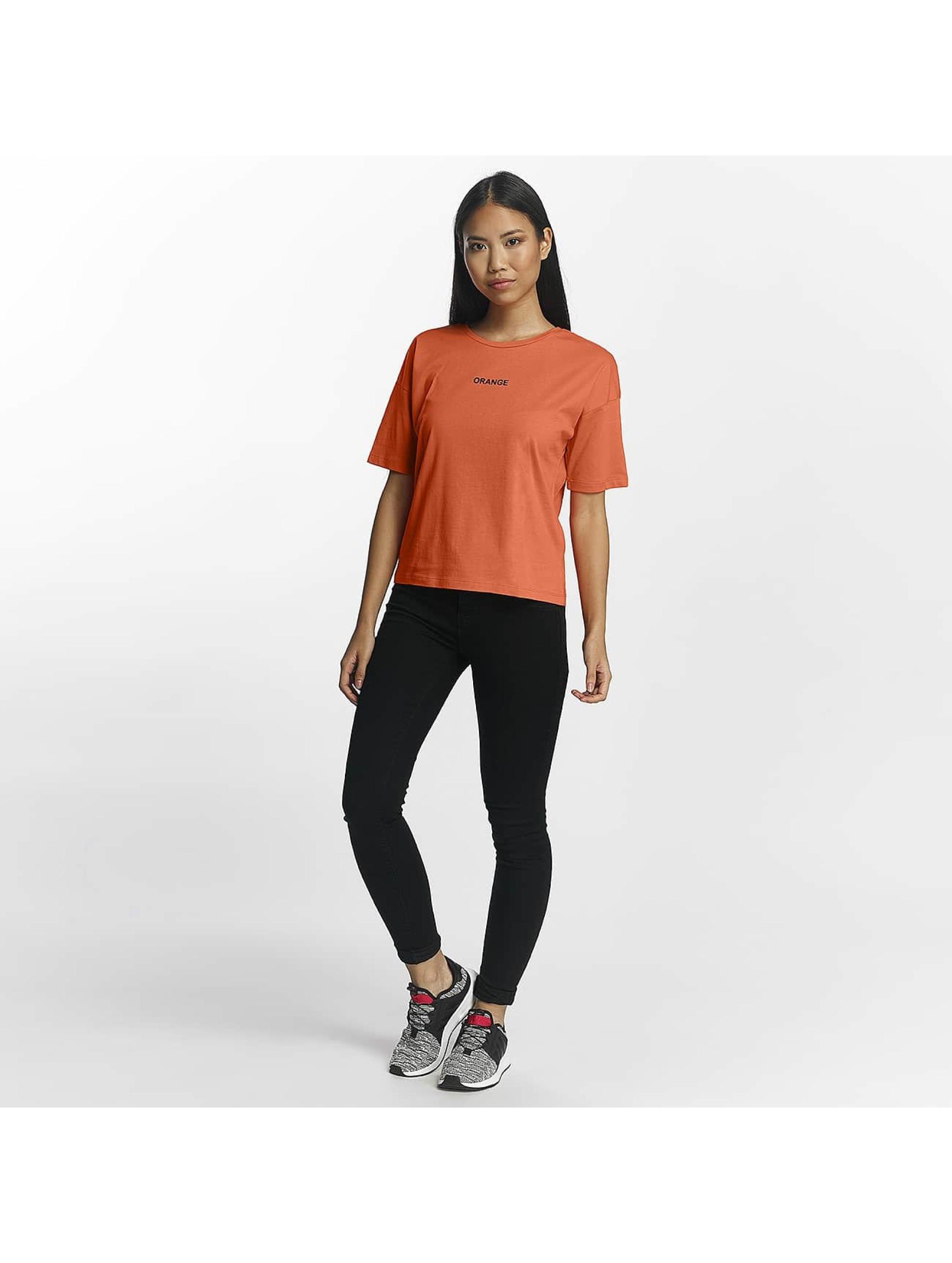 Only T-skjorter onlSofie oransje