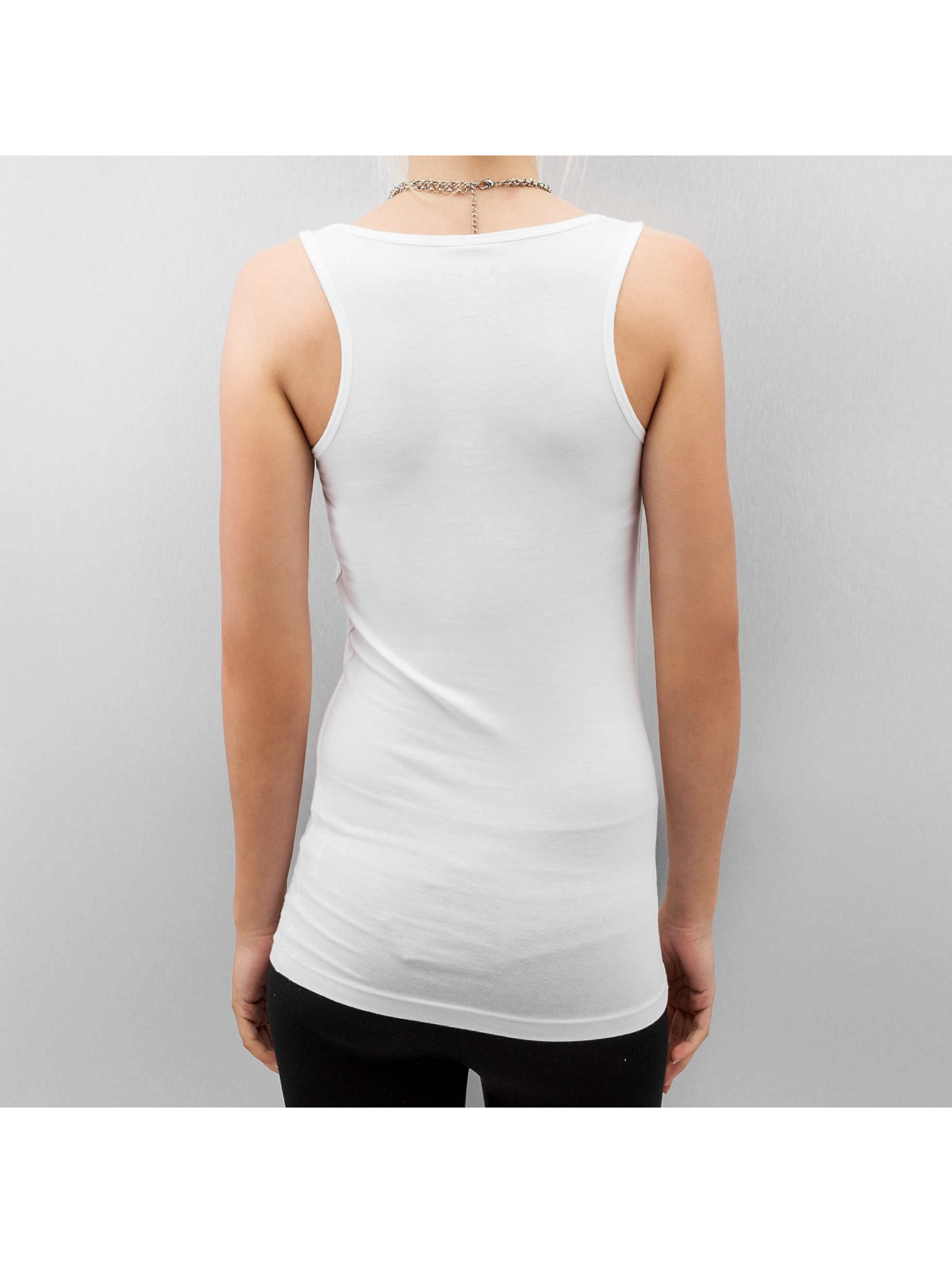 Only Tank Tops Holly белый