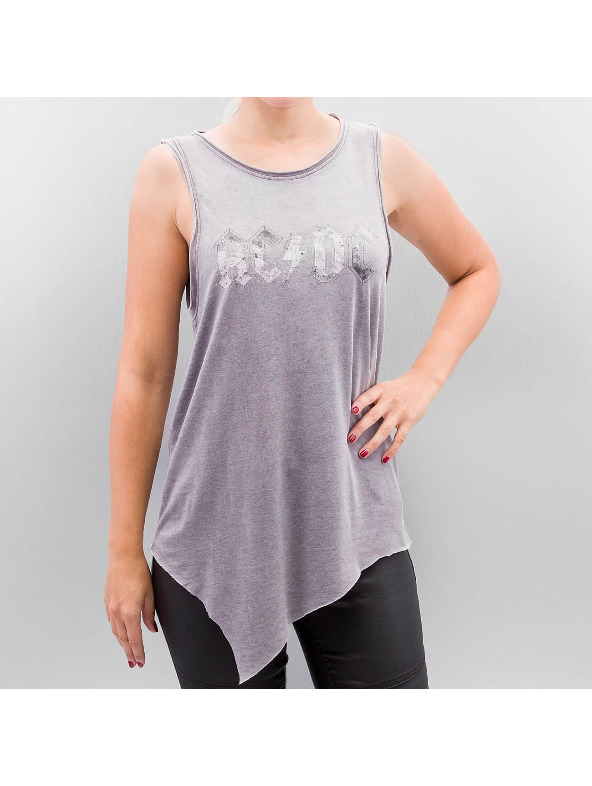 Only Tank Tops onlACDC violet