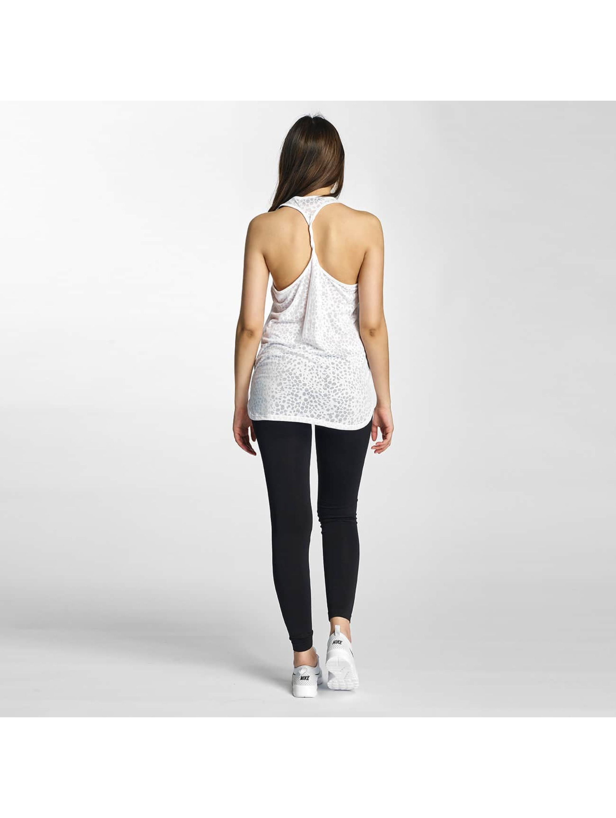 Only Tank Tops onpEmma Twisted white
