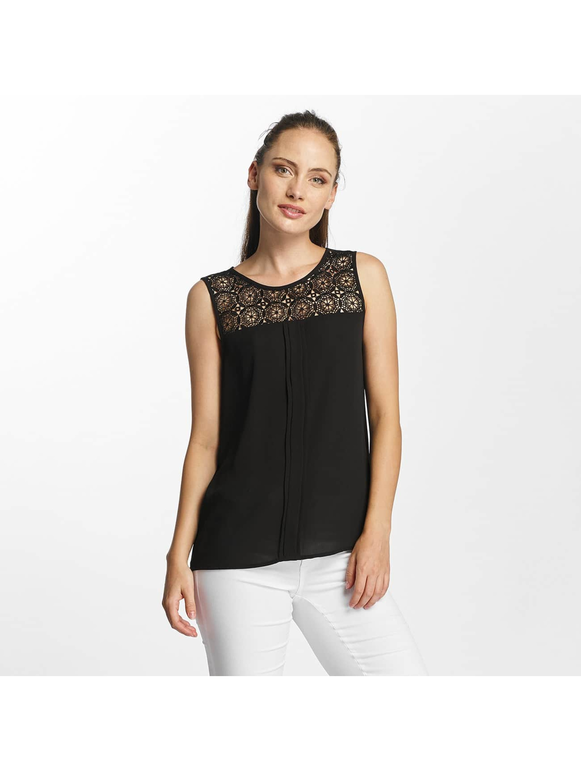 Only Topper onlVenice Lace svart