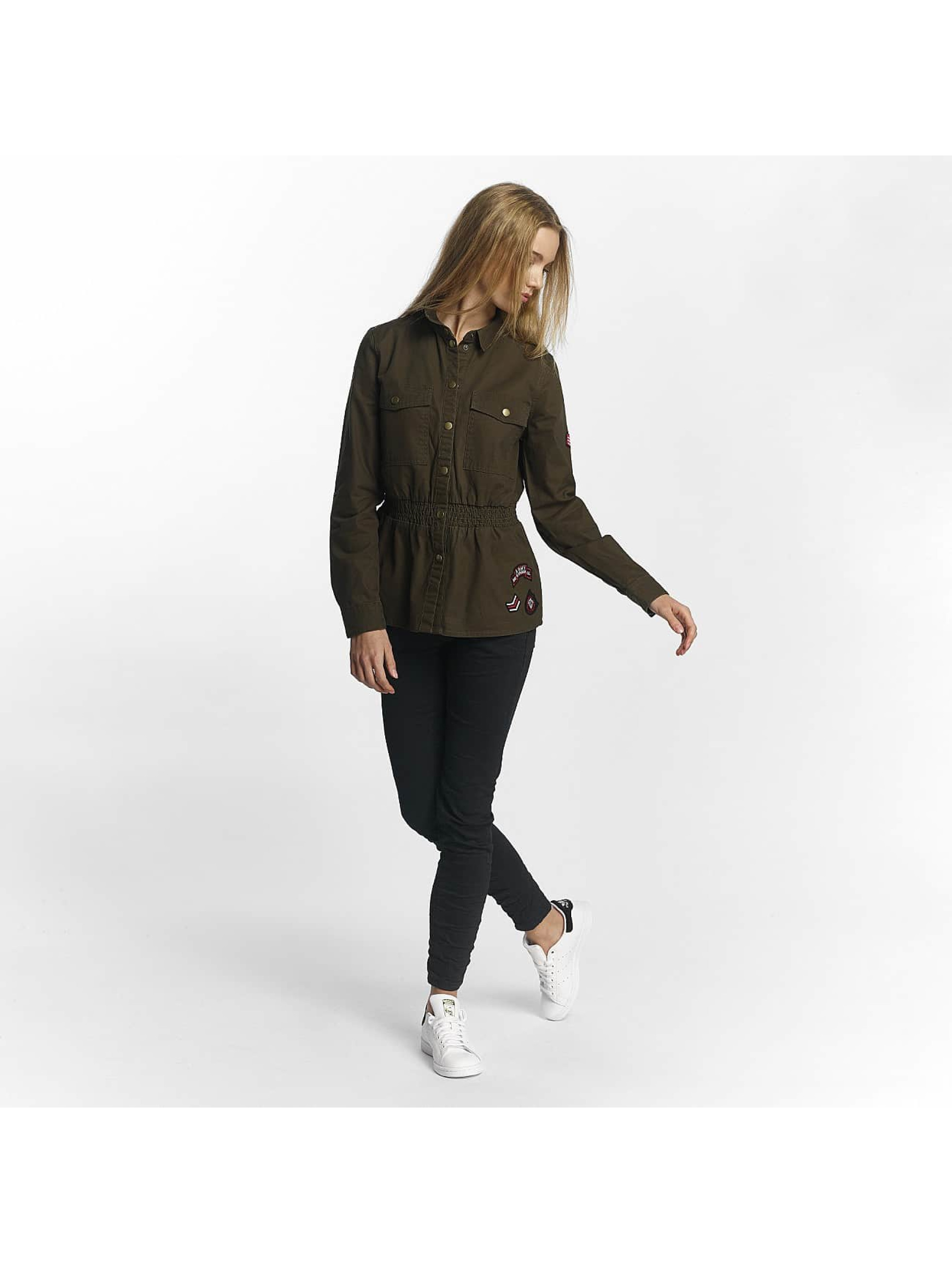 Only Transitional Jackets onlArmor khaki