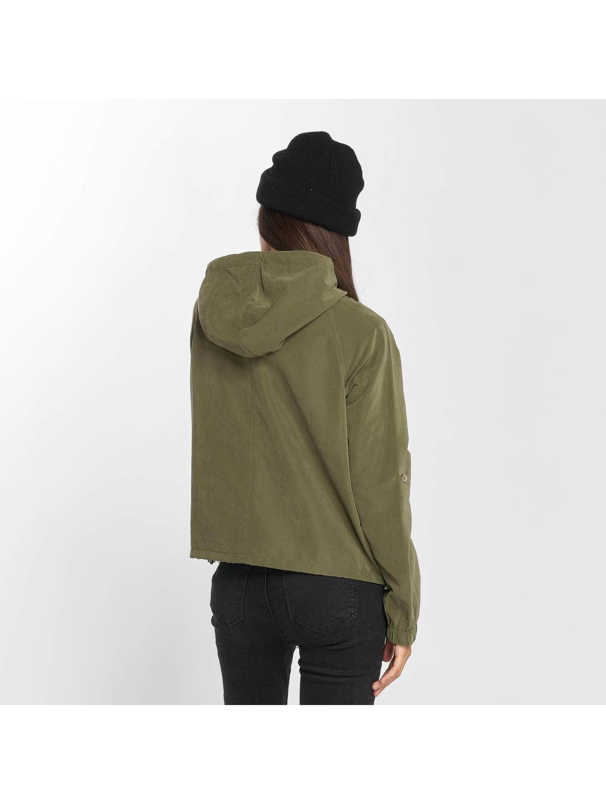 Only Transitional Jackets onlIsa khaki