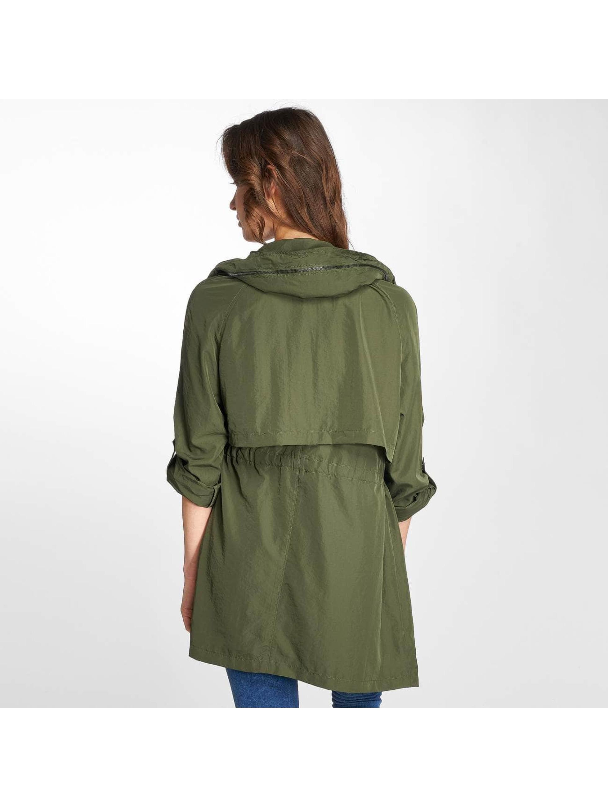 Only Transitional Jackets onlThunder oliven