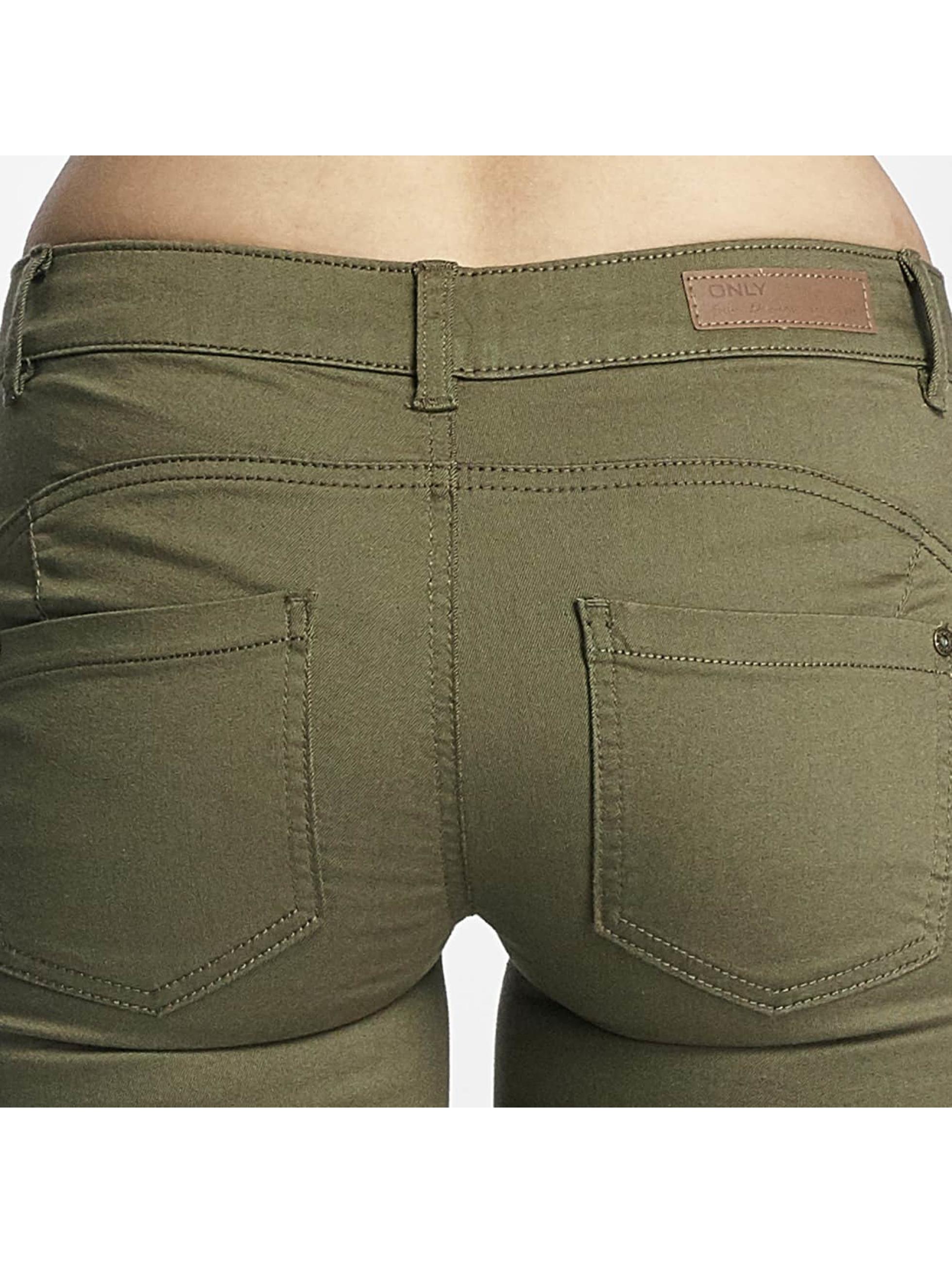 Only Tynne bukser onlLucia khaki