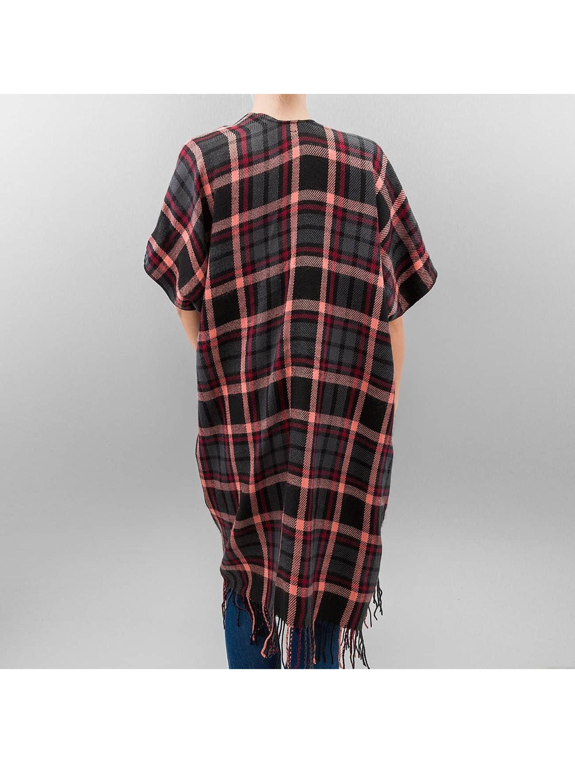 Only vest onlCaroline Poncho zwart