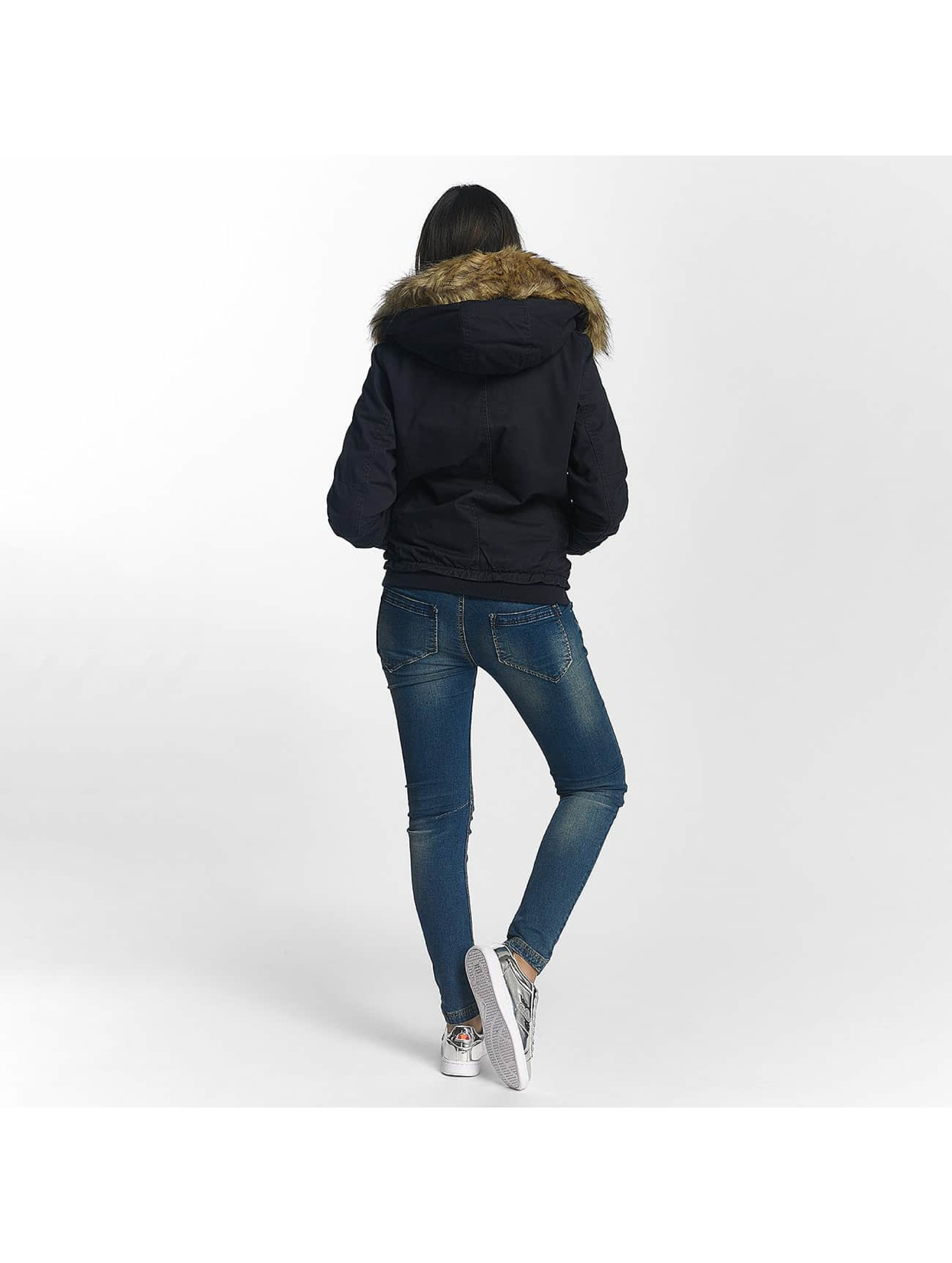 Only Winterjacke onlNova blau