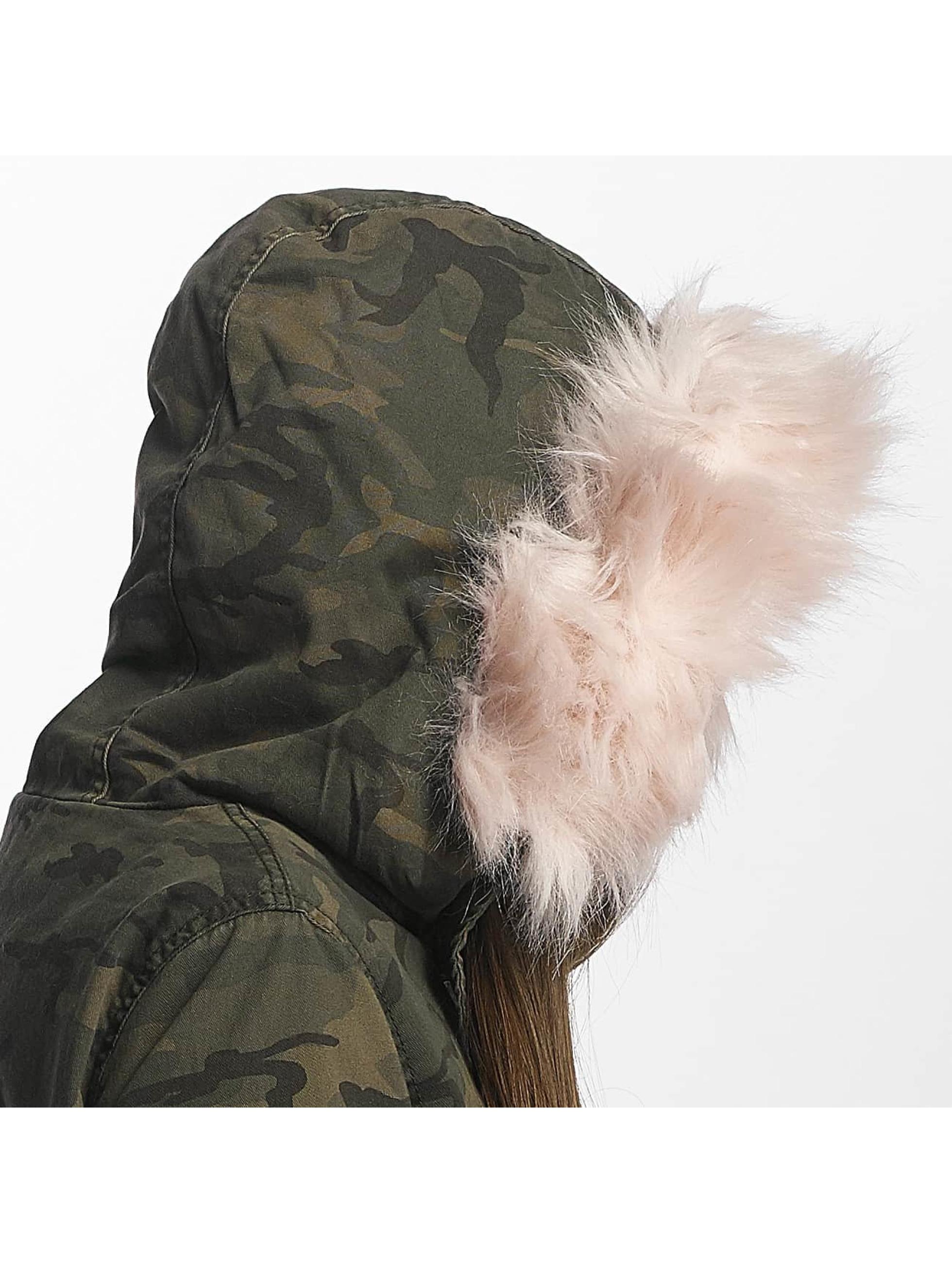 Only Zimné bundy onlStella maskáèová