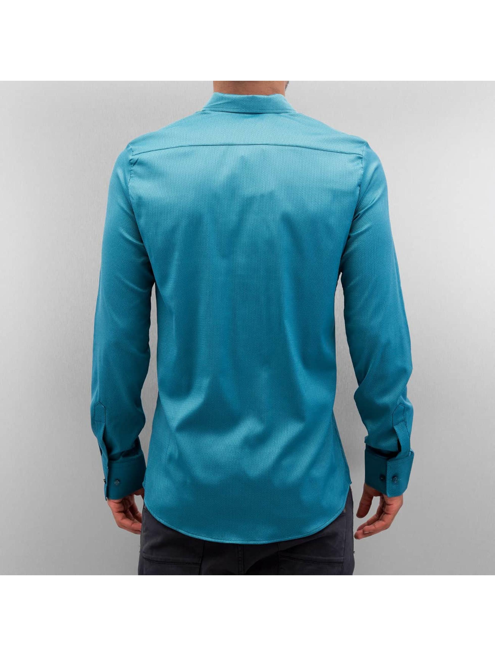 Open Рубашка Rio бирюзовый