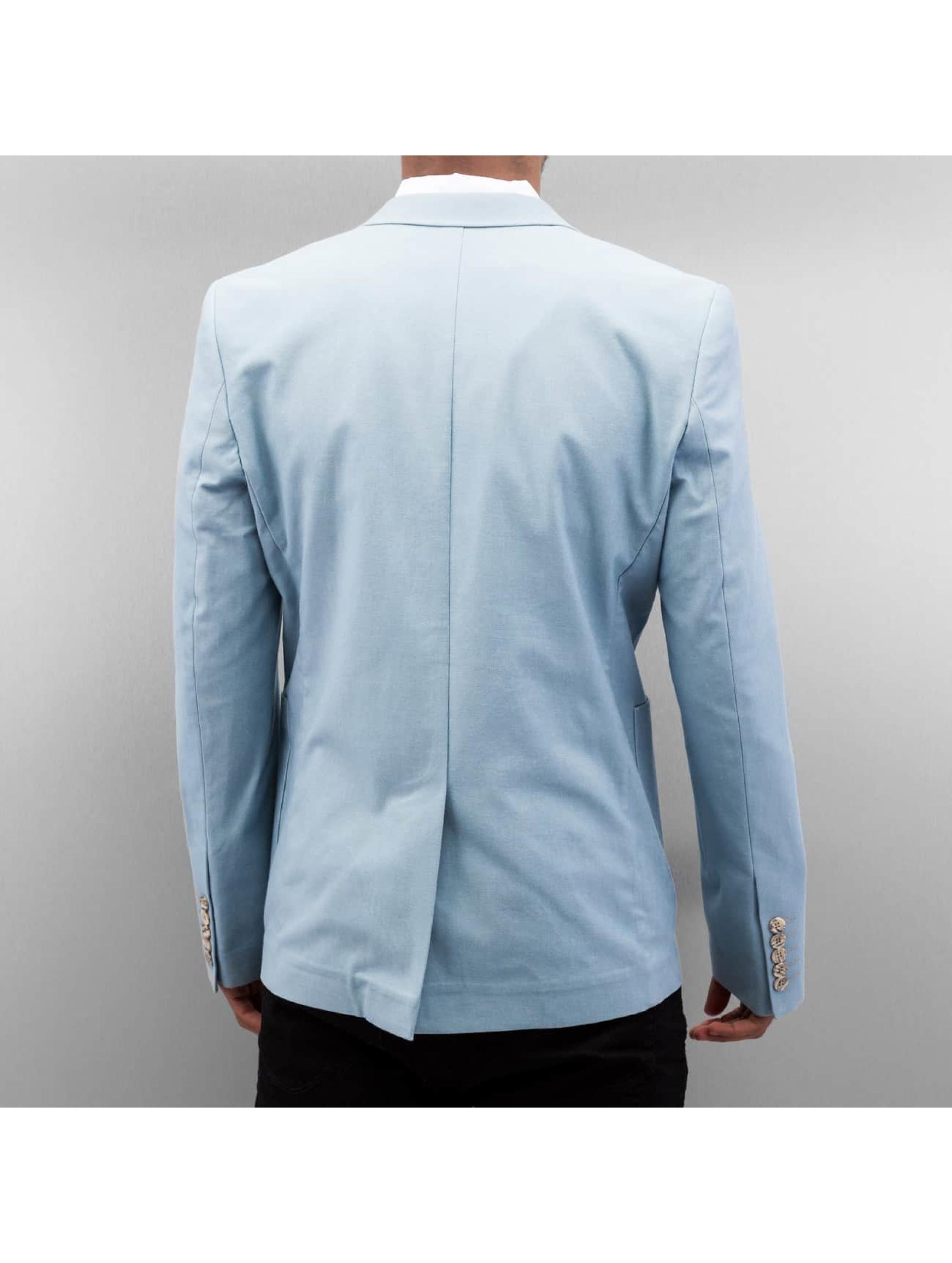 Open Coat/Jacket-1 Basic blue