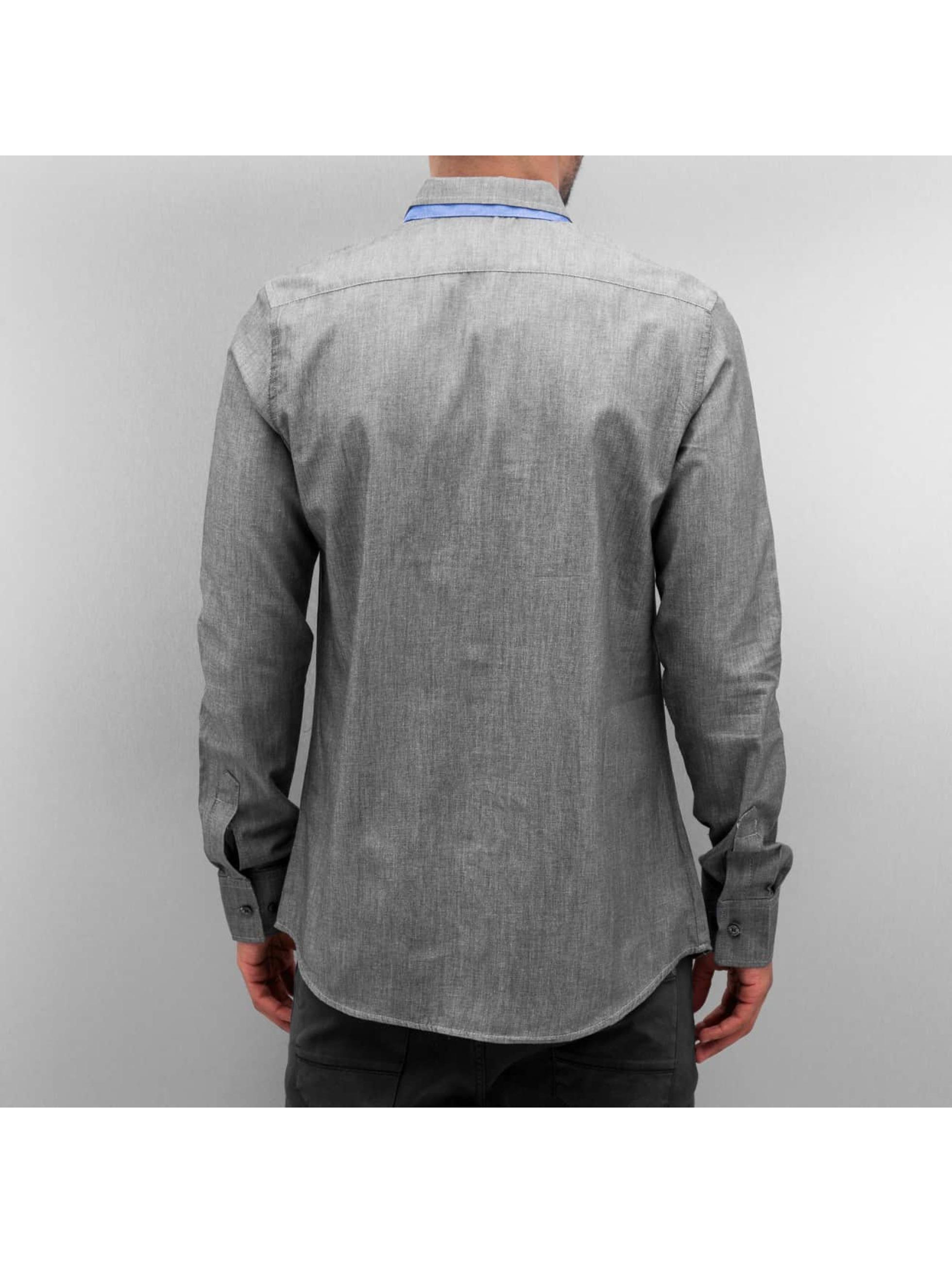 Open Hemd Classic schwarz