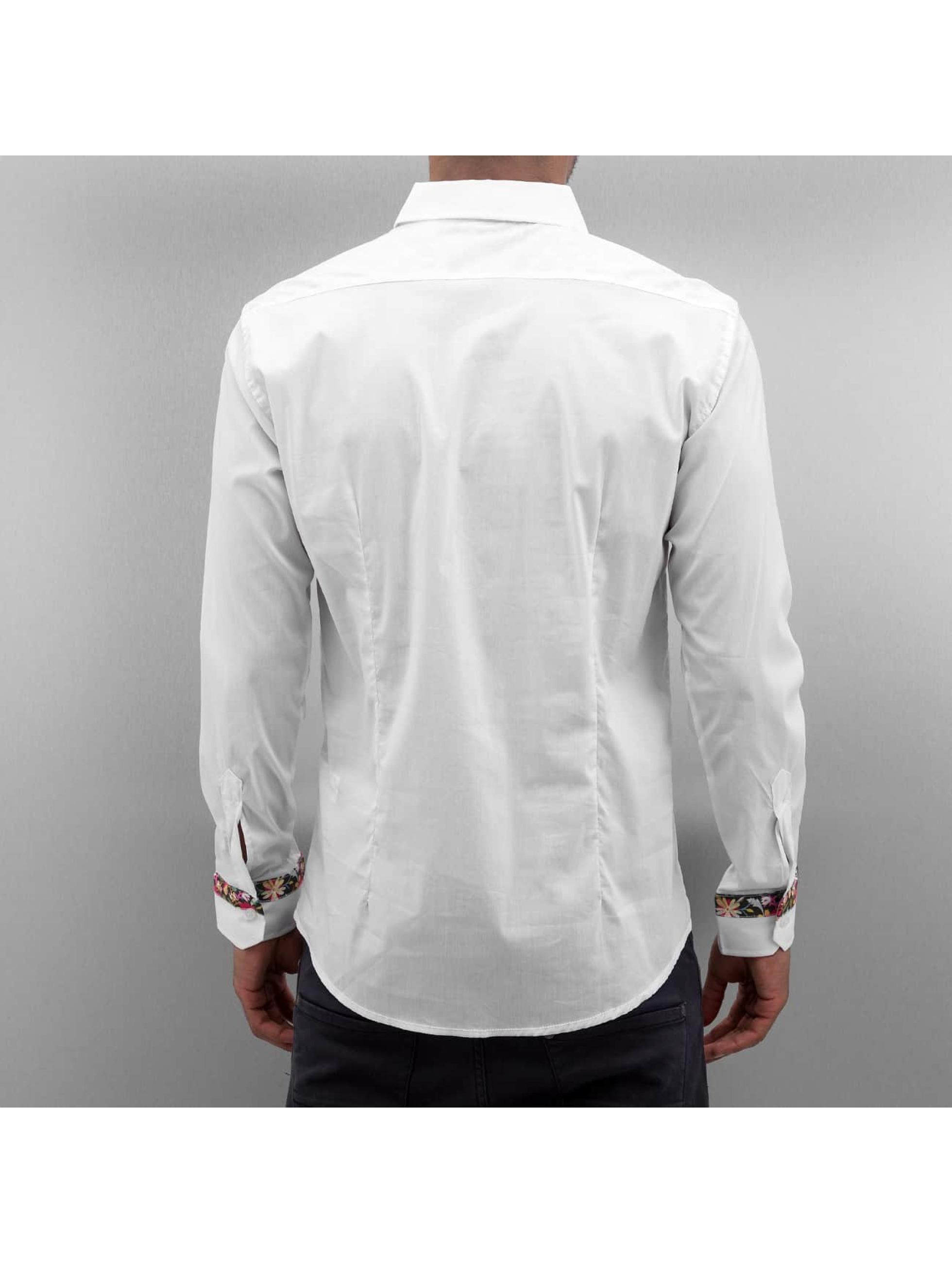 Open Hemd Dusan weiß