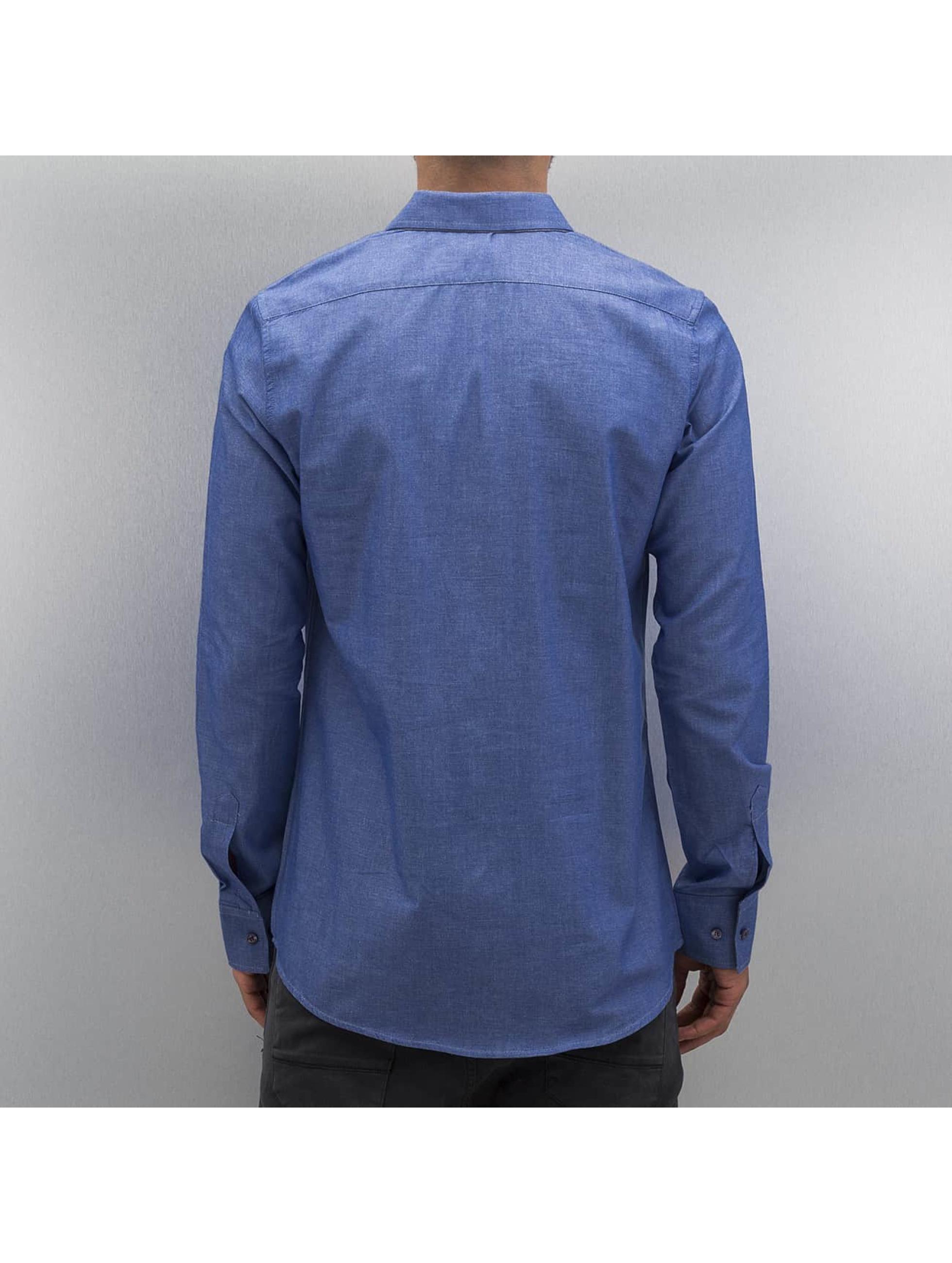 Open Koszule Classic niebieski