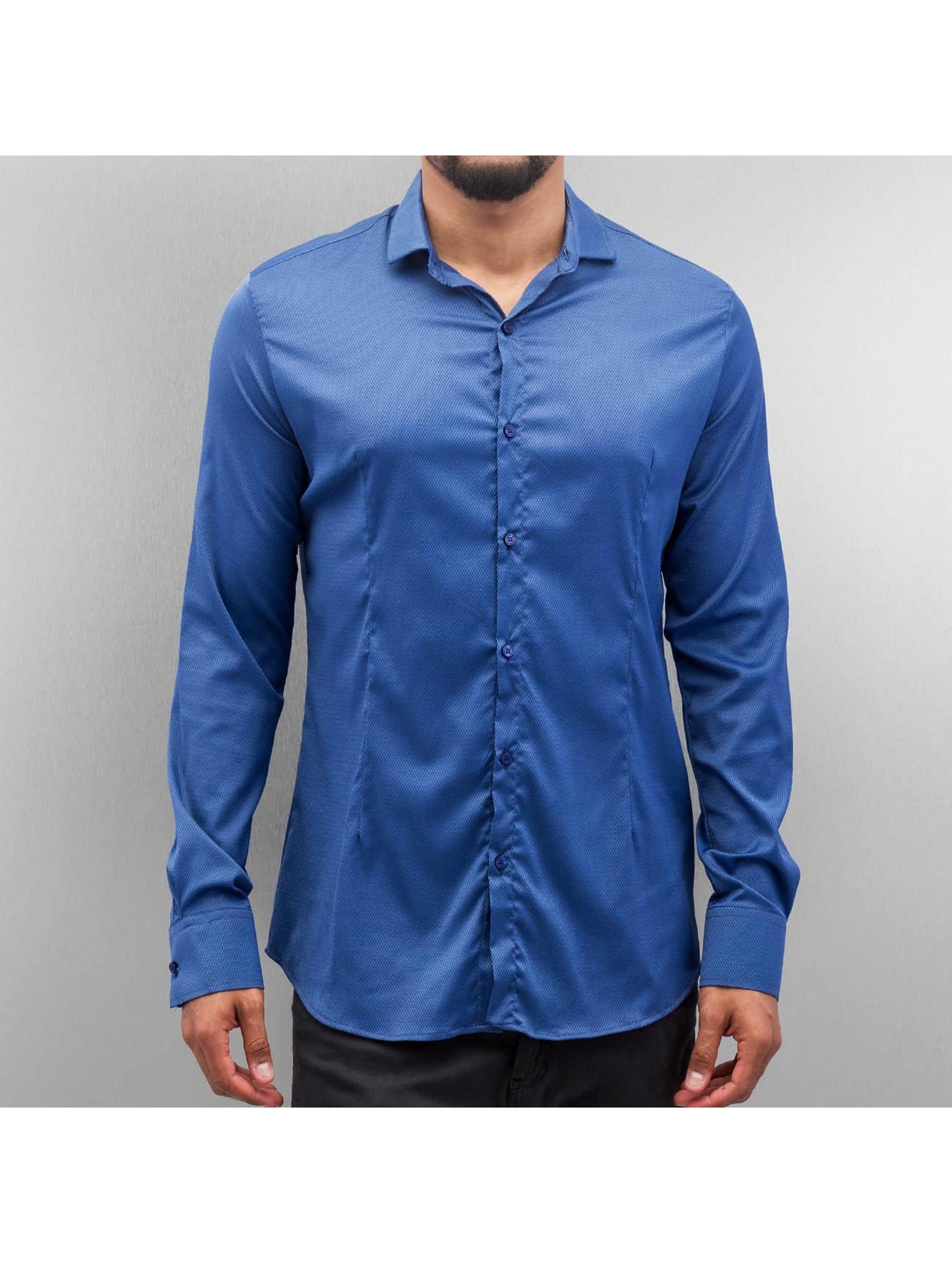 Open Shirt Rio blue