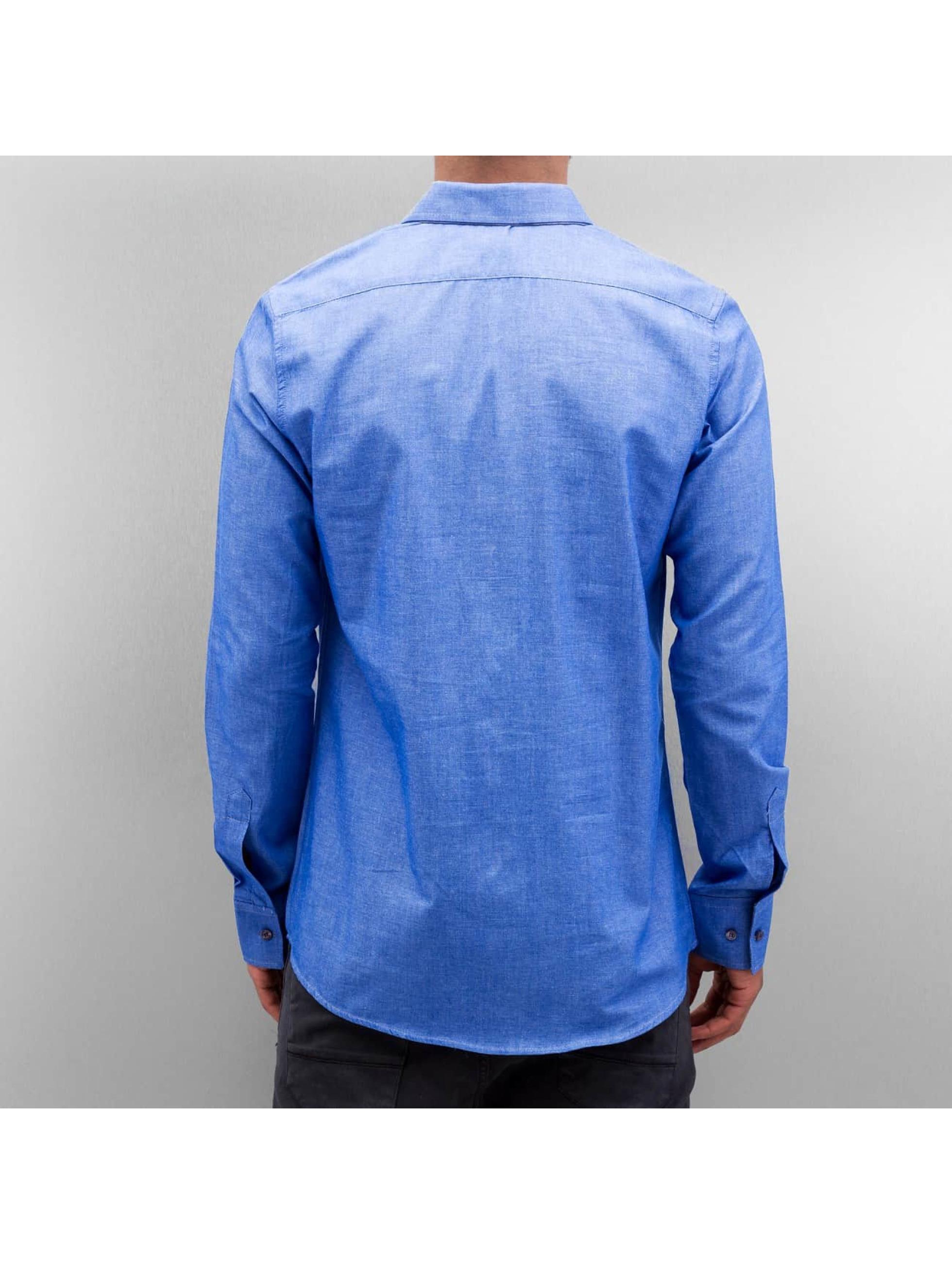 Open Shirt Classic blue