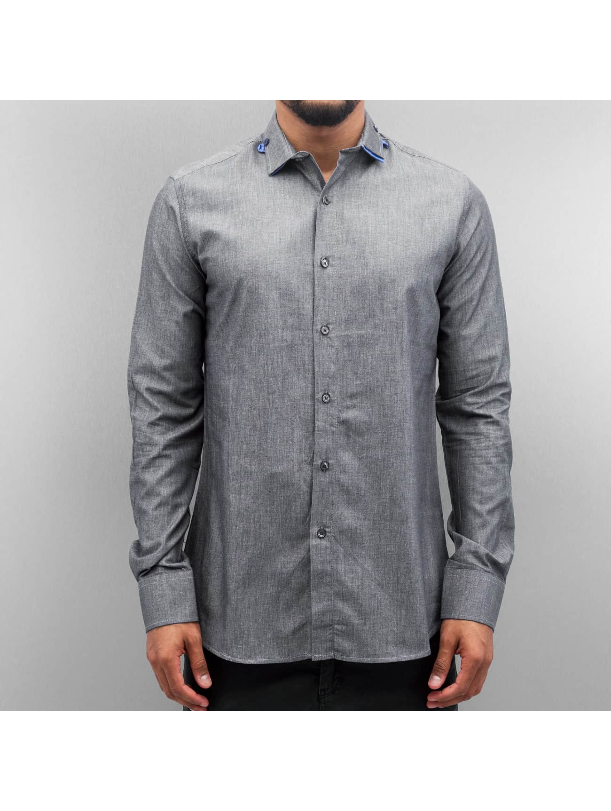 Open Skjorta Classic svart