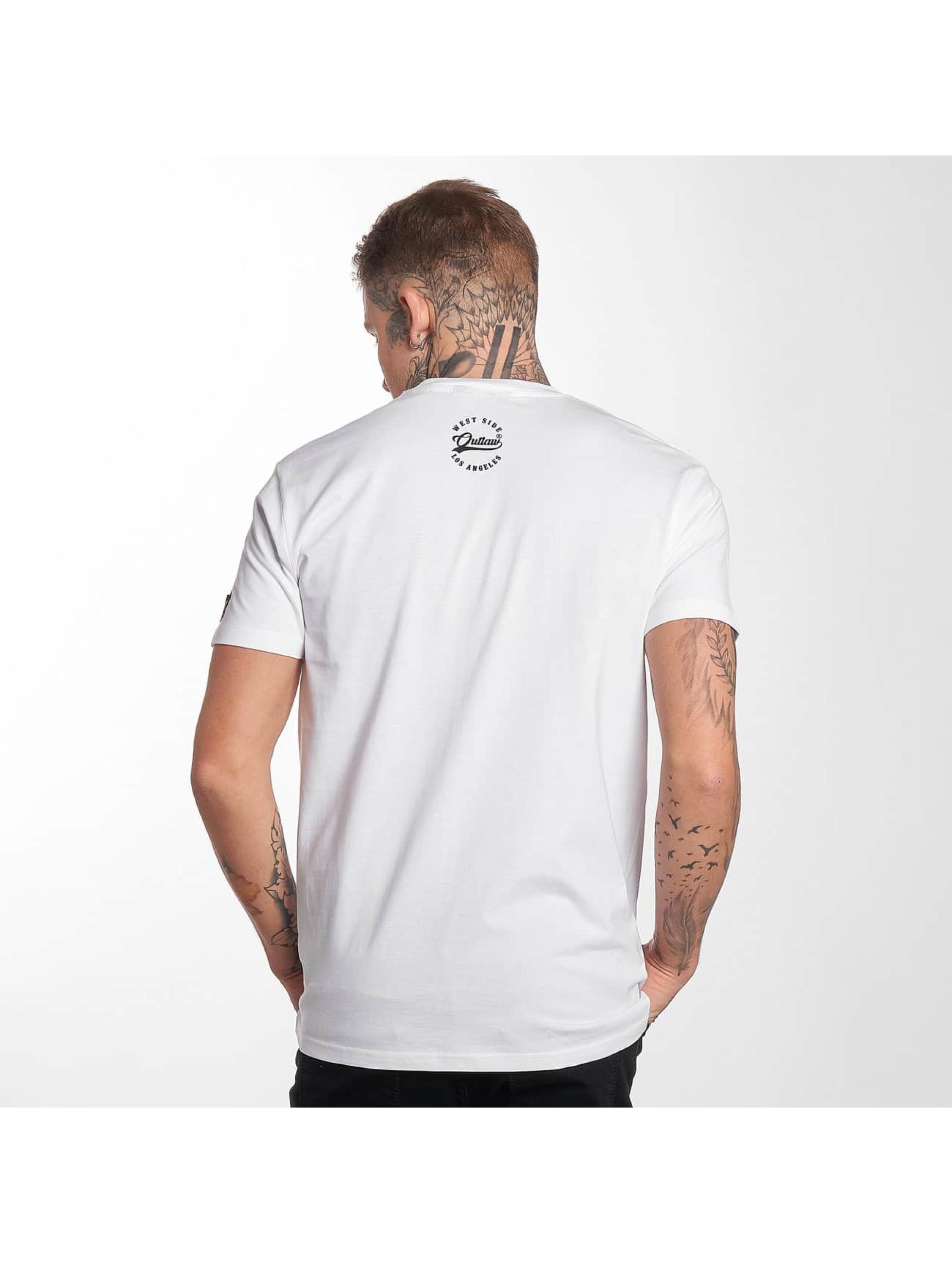 Outlaw T-Shirt Outlaw T-Shirt blanc