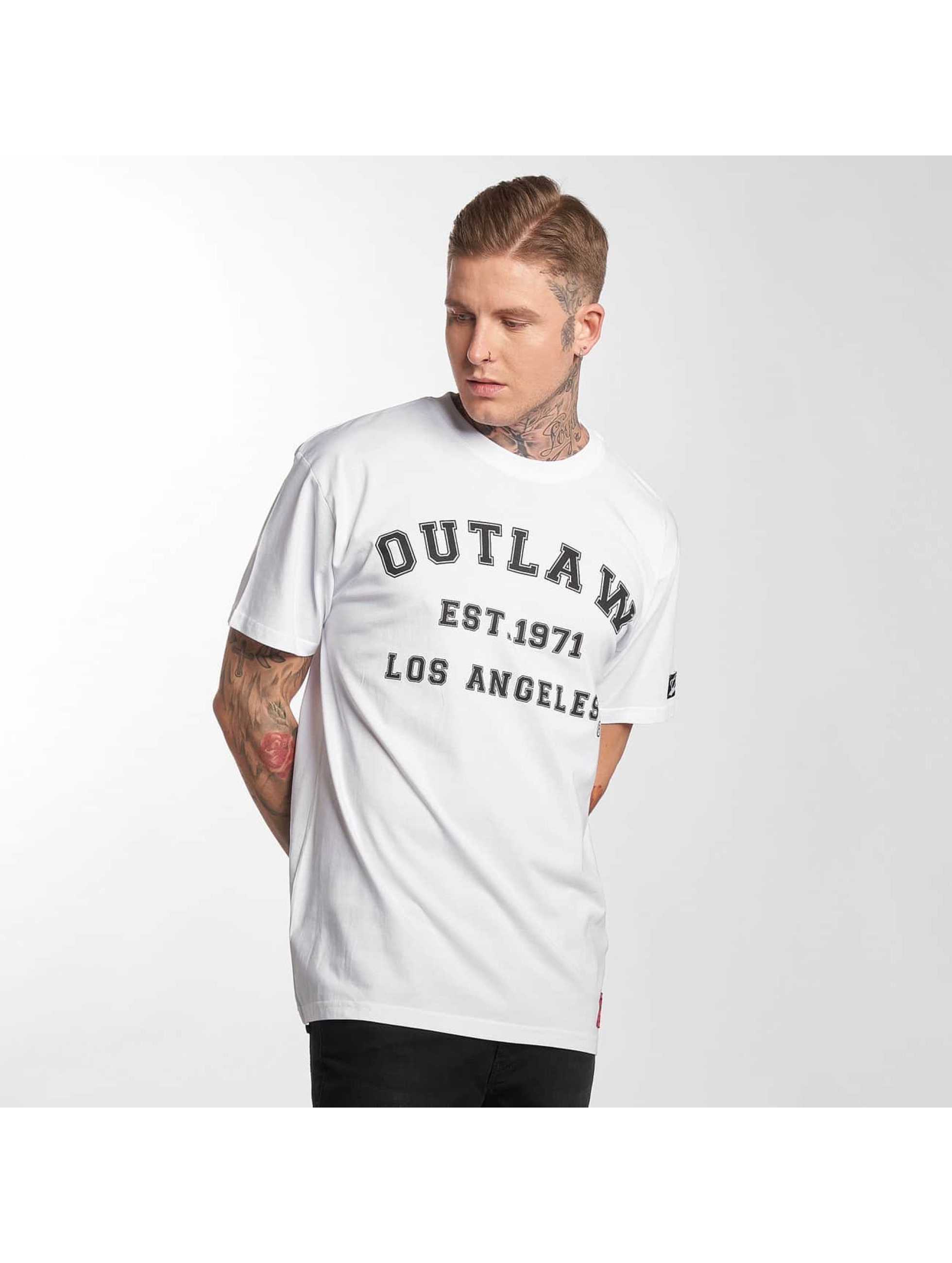Outlaw t-shirt Outlaw Baseball wit