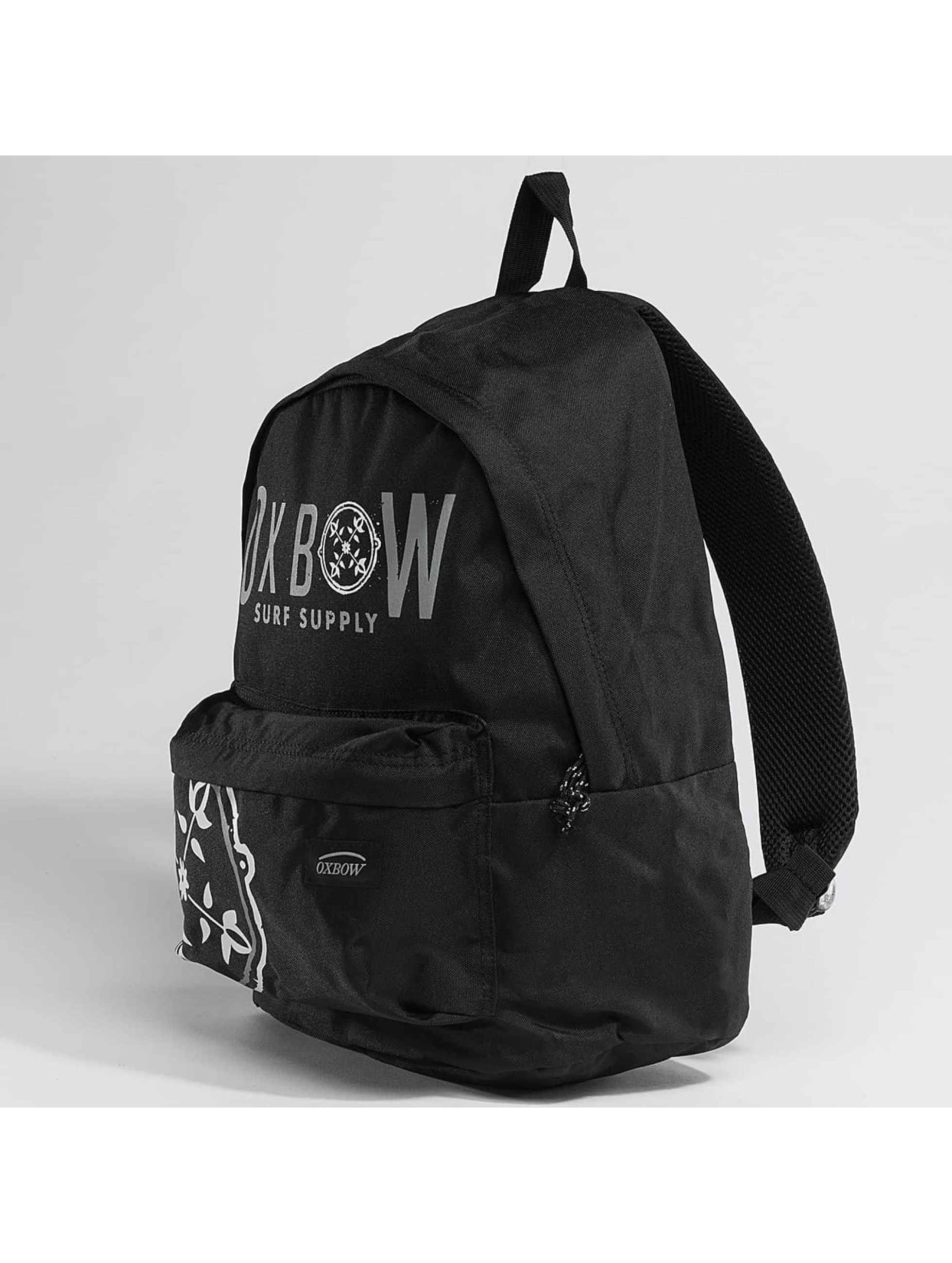 Oxbow Backpack Kenneth Basic black