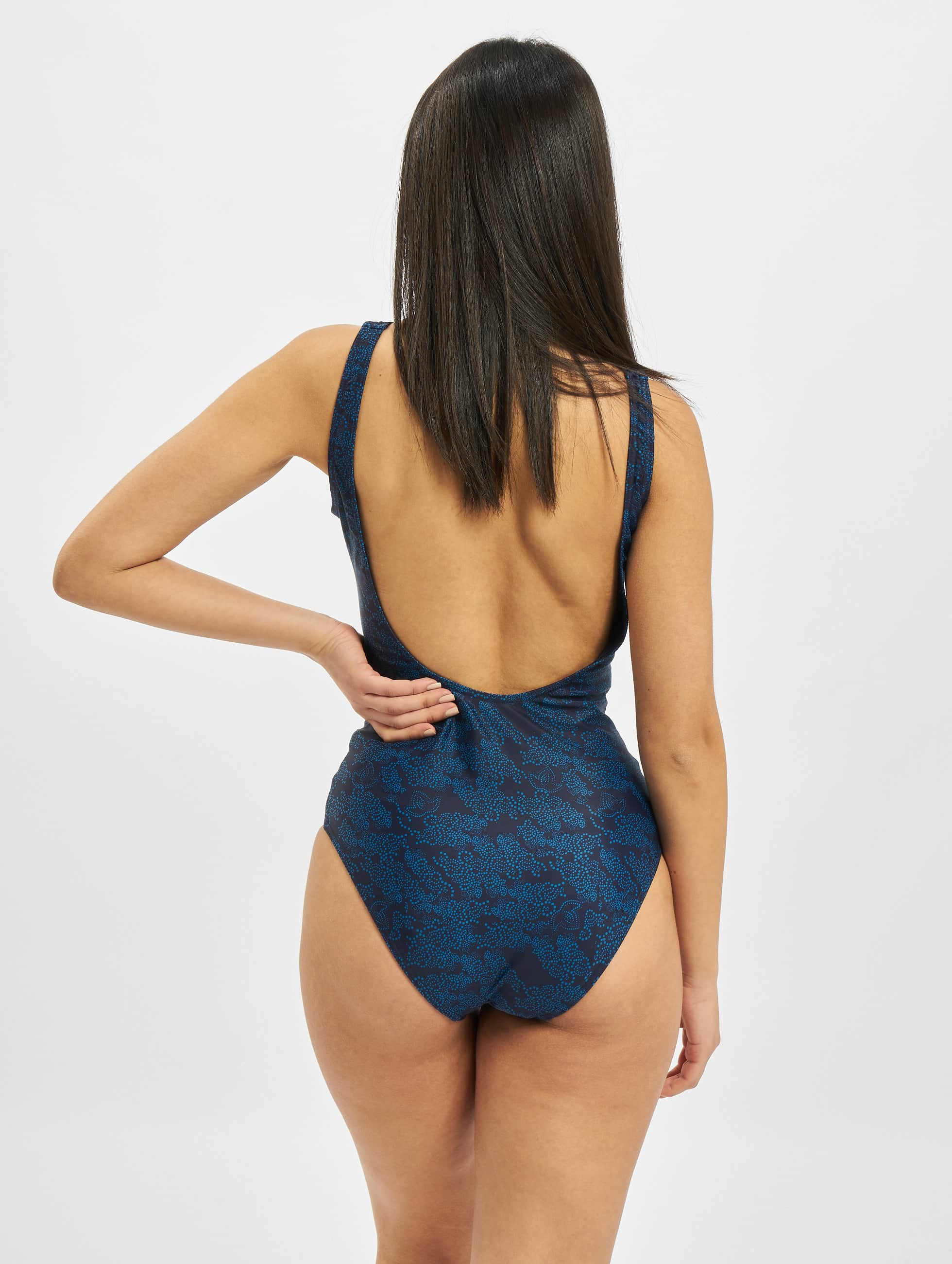 Oxbow Bathing Suit Marzia Printed blue