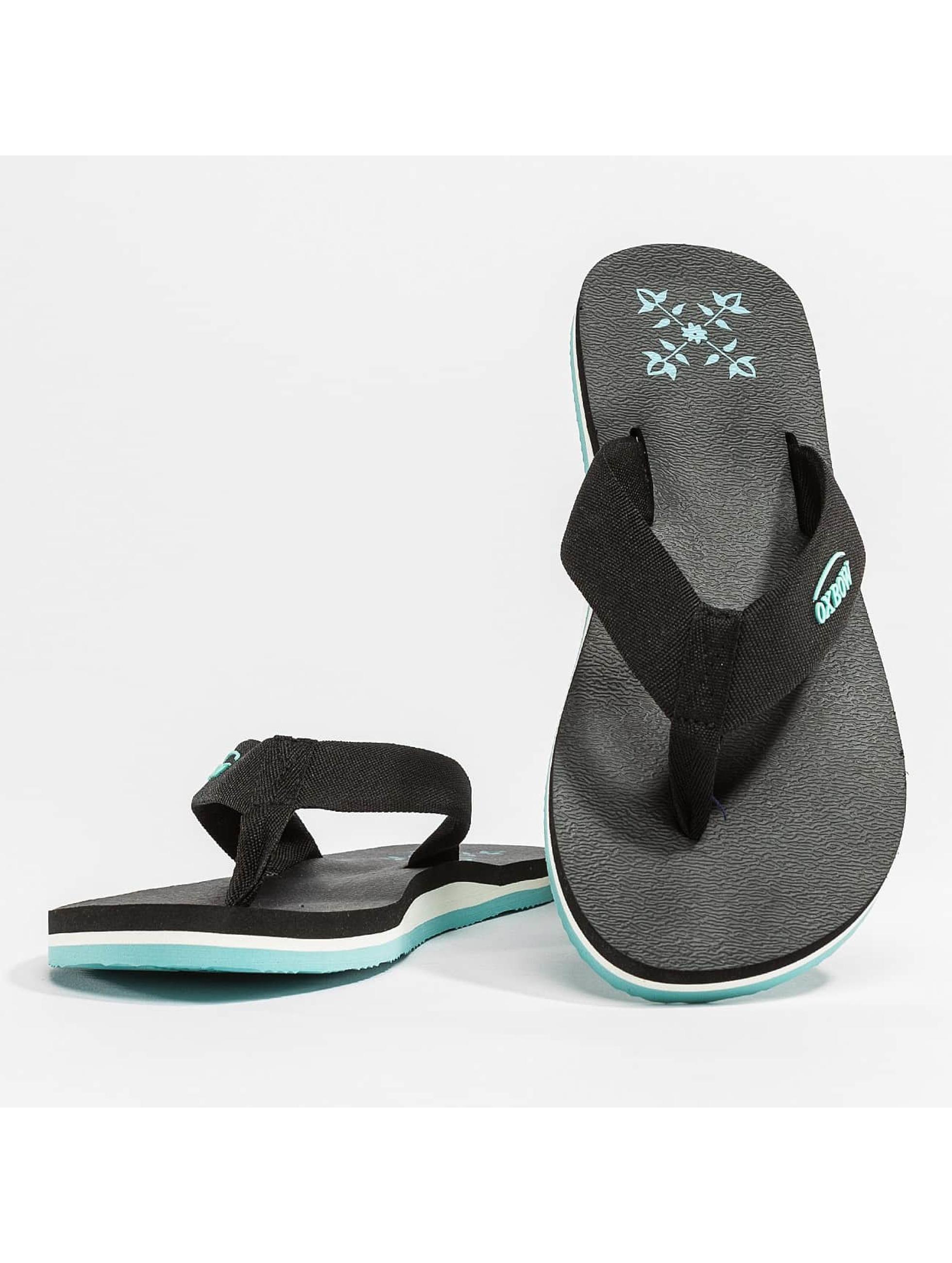 Oxbow Chaussures / Sandales Nagua en noir