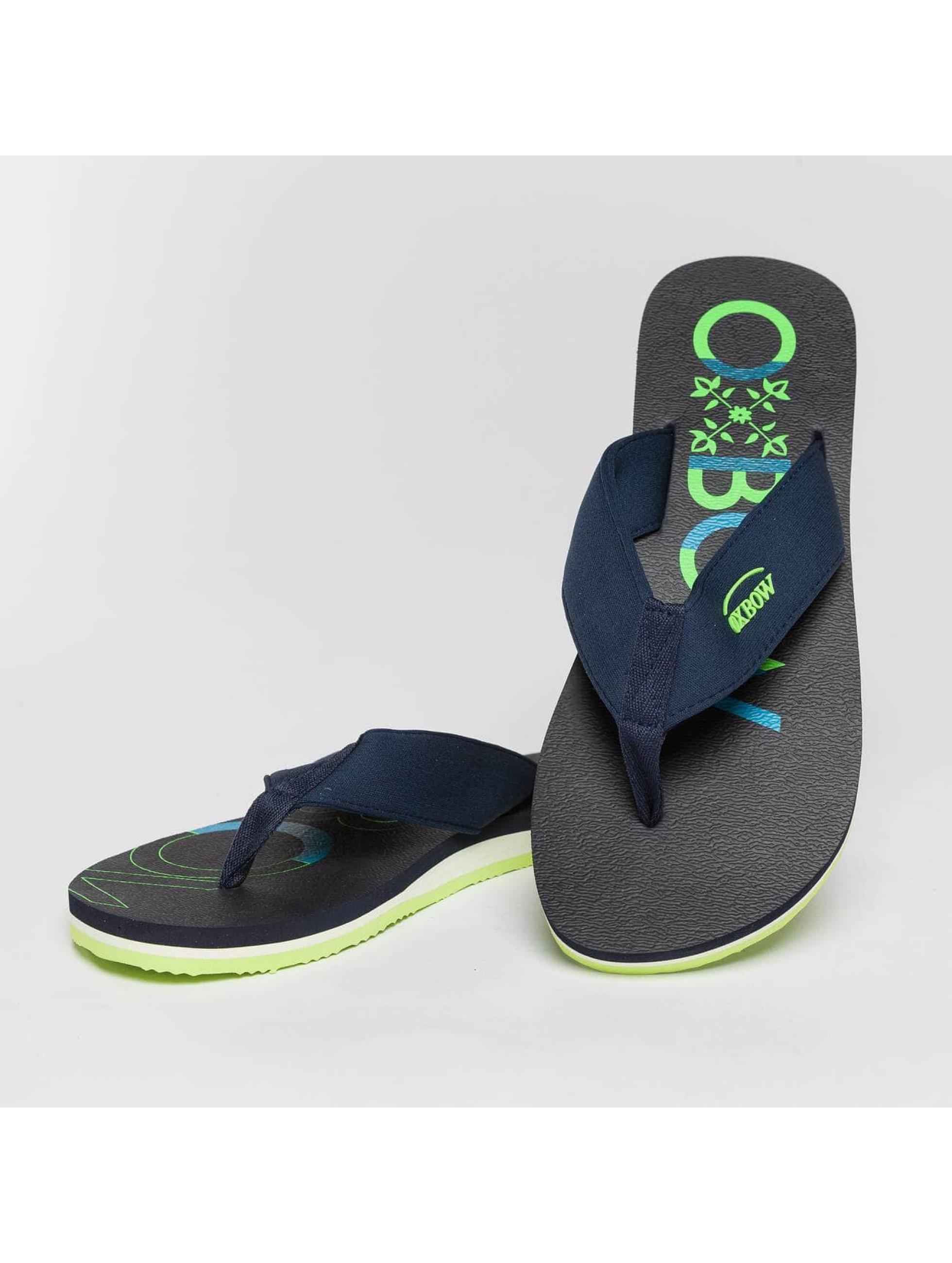 Oxbow Sandals Vigliano Printed EVA blue