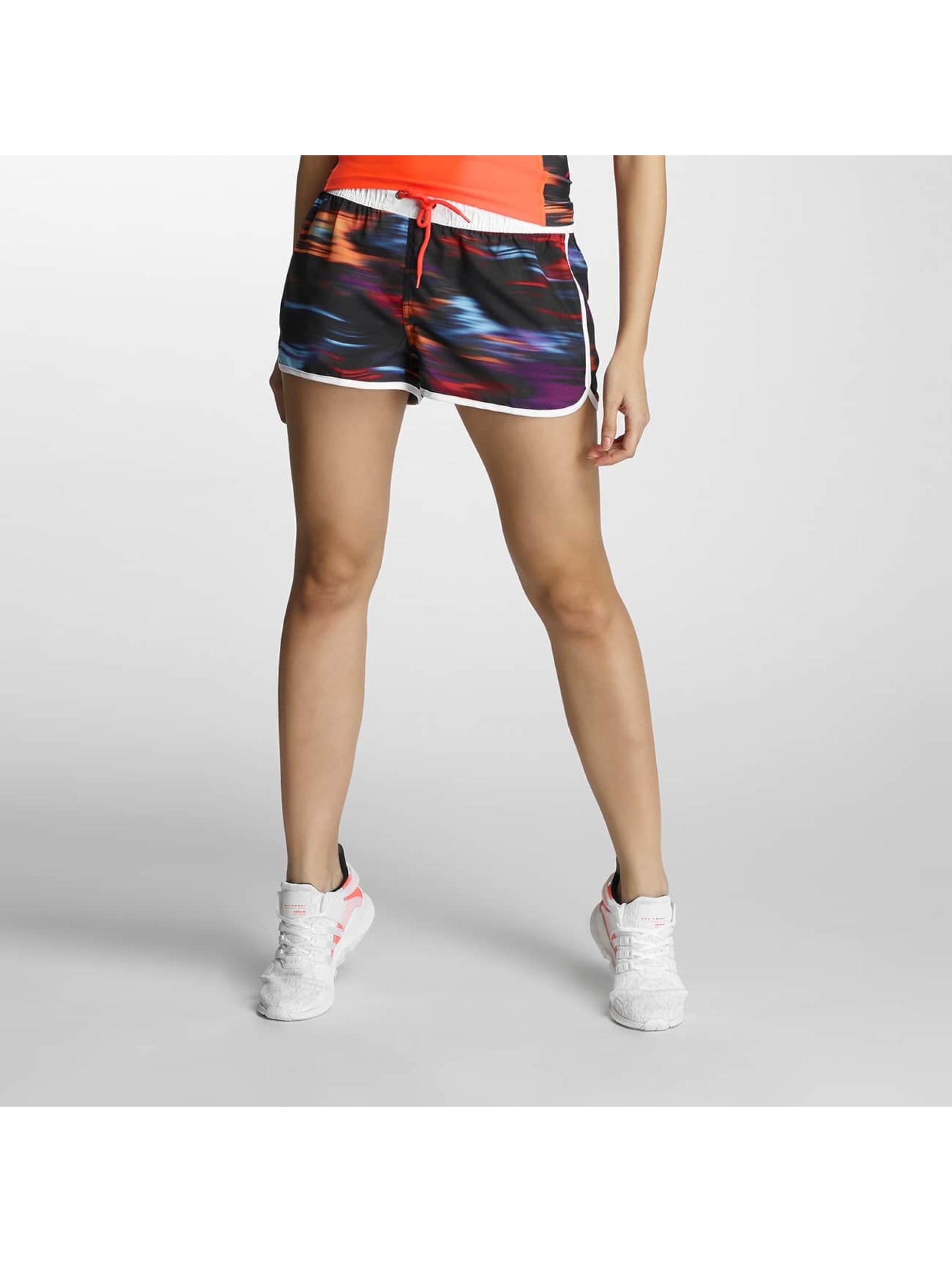 Oxbow Pantalon / Shorts Stina Beach en multicolore