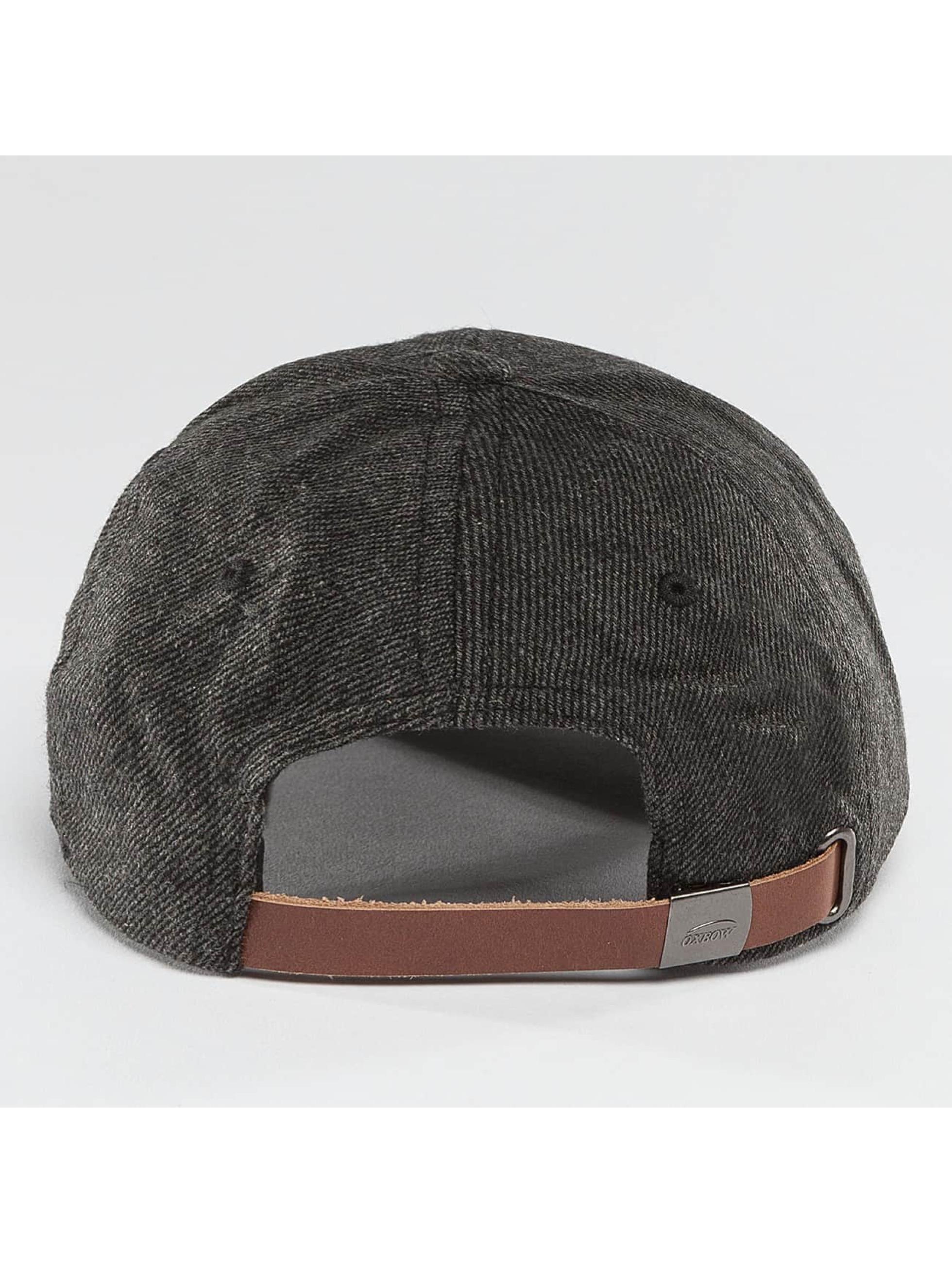 Oxbow Snapback Cap Azhi Flannel grey