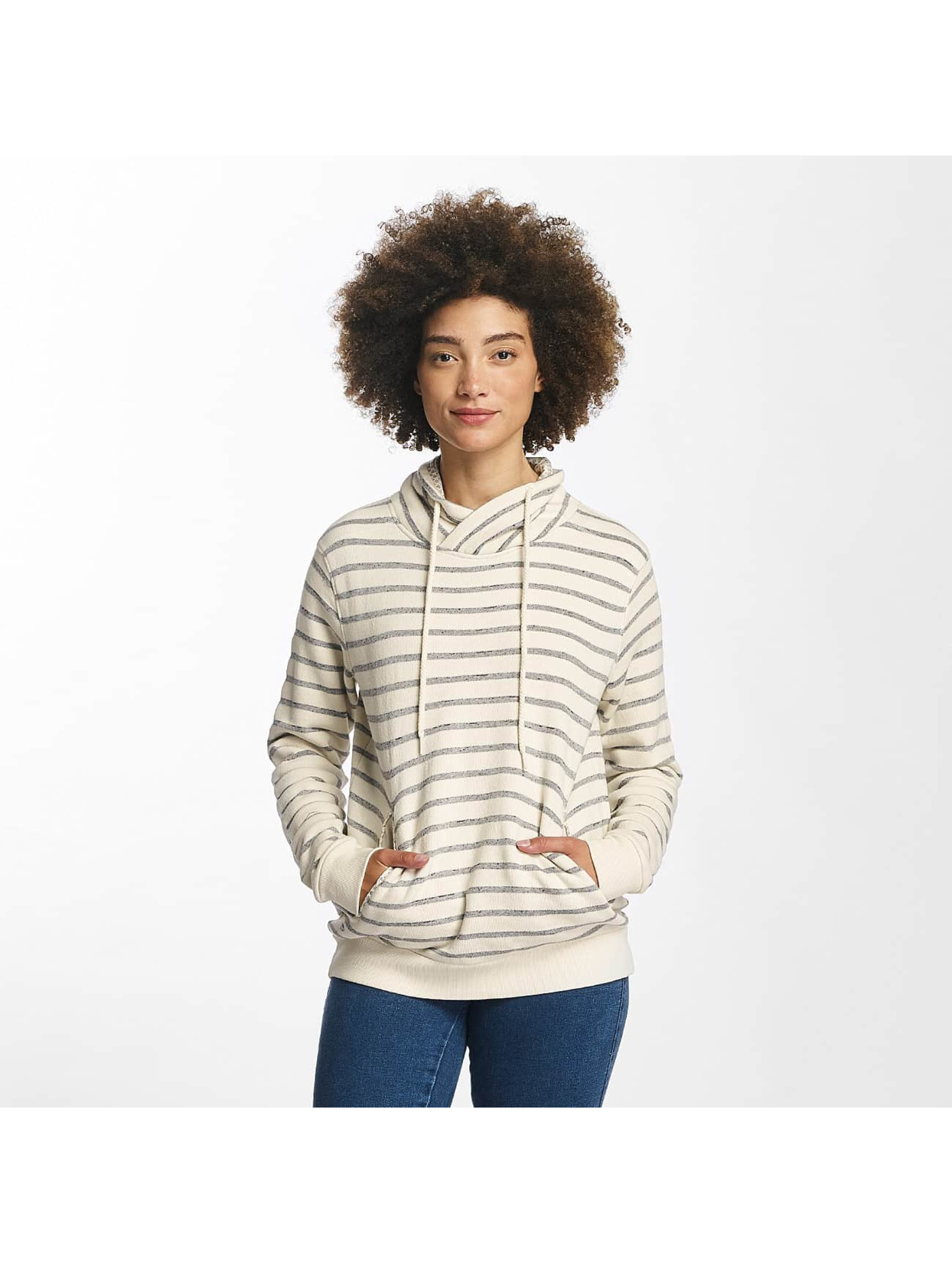 Oxbow Swetry Siora High Collar bialy