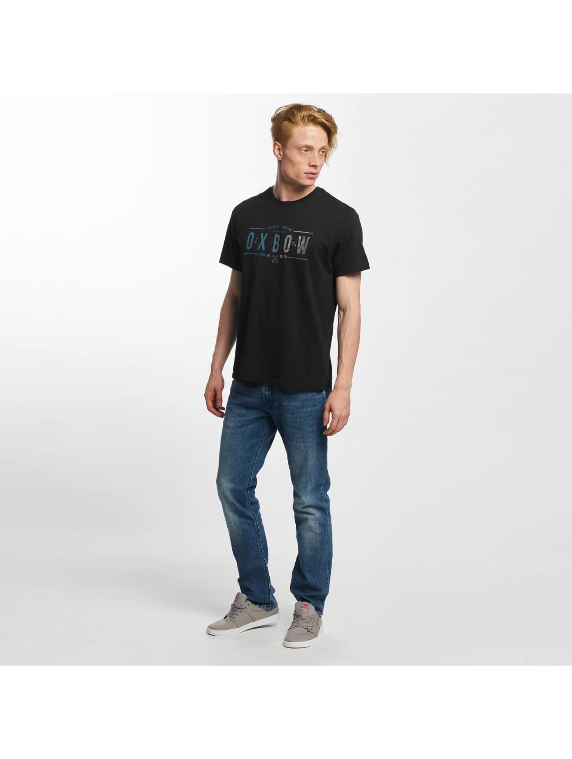 Oxbow T-Shirt Totiam schwarz