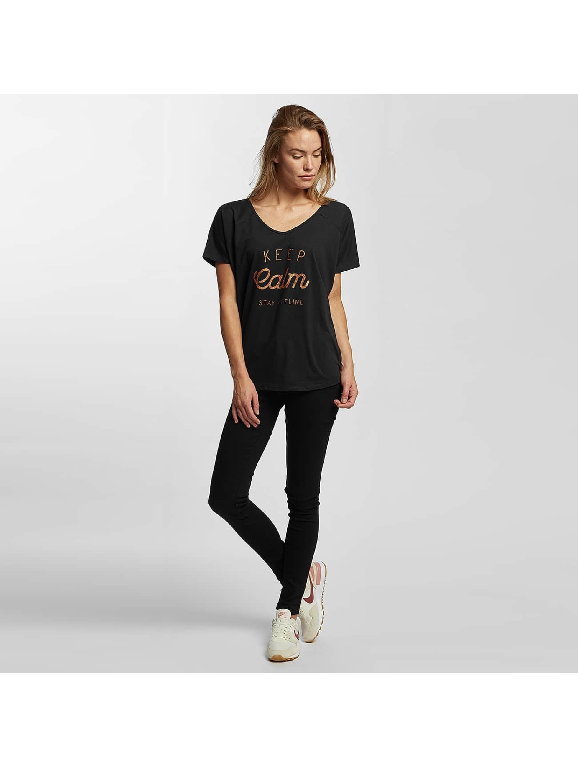 Oxbow T-Shirty Travyb czarny