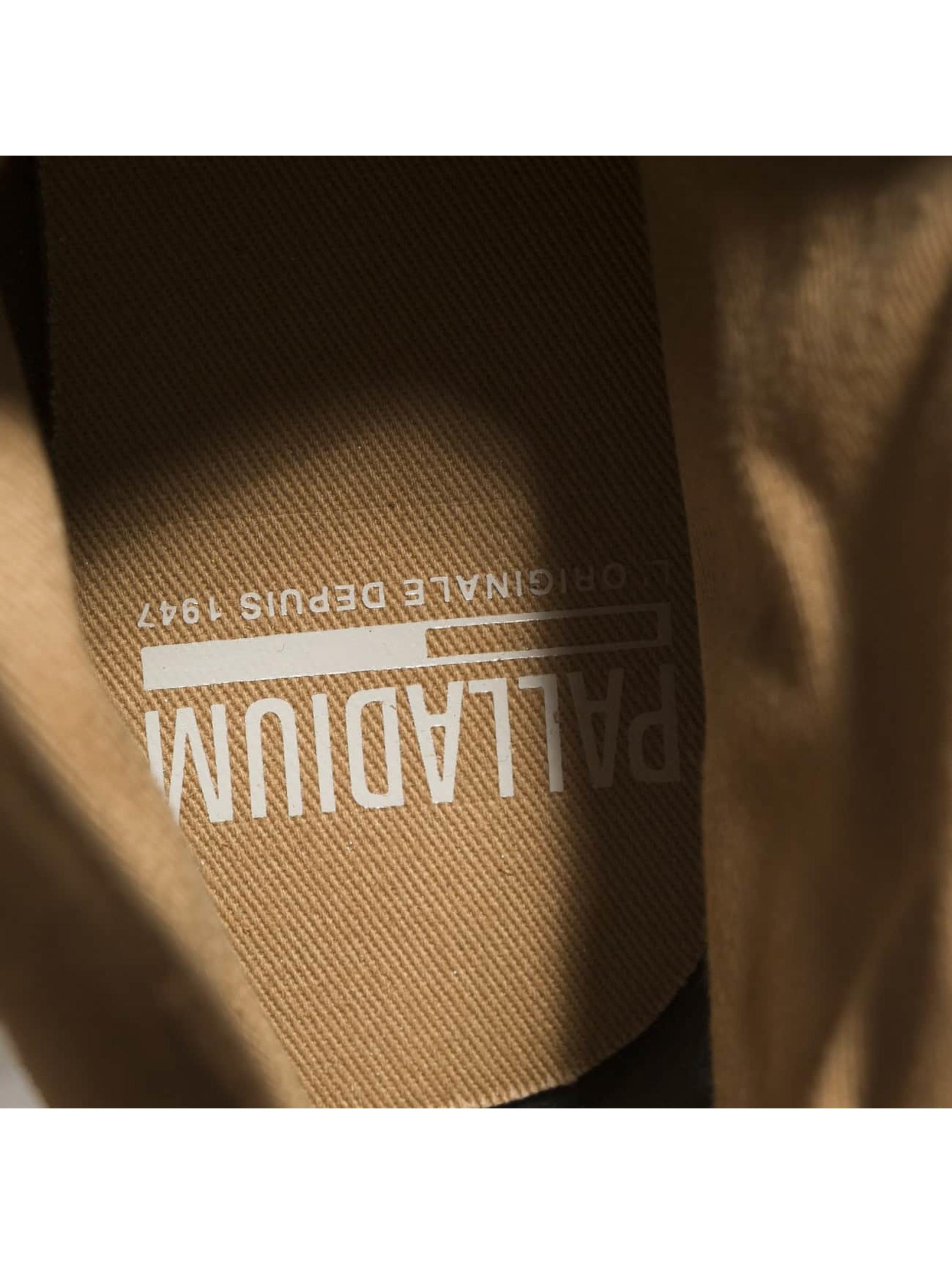Palladium Ботинки ampa LDN LP Mid Sue коричневый