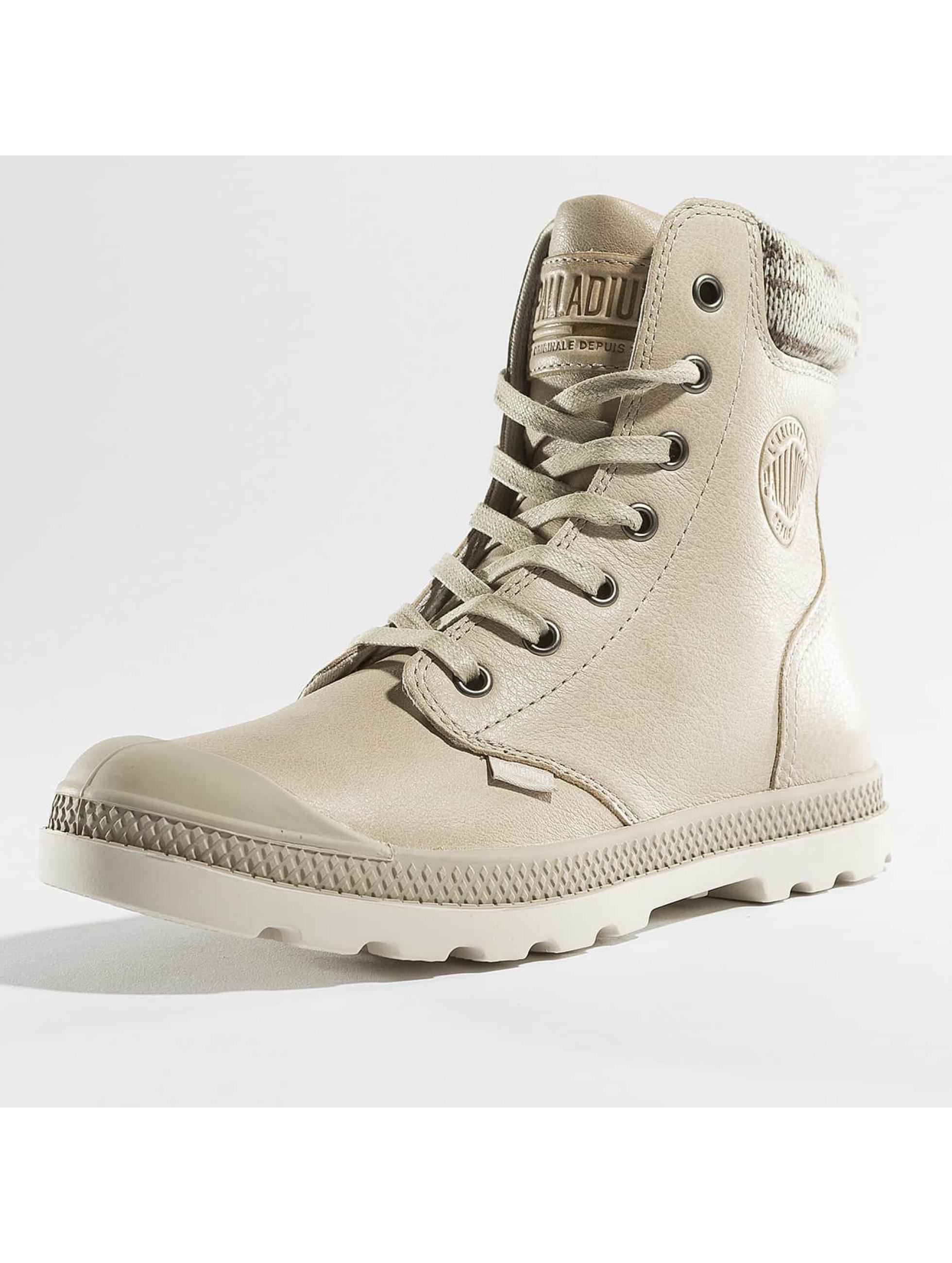 Palladium Chaussures montantes Pampa Hi Knit LP Boots beige