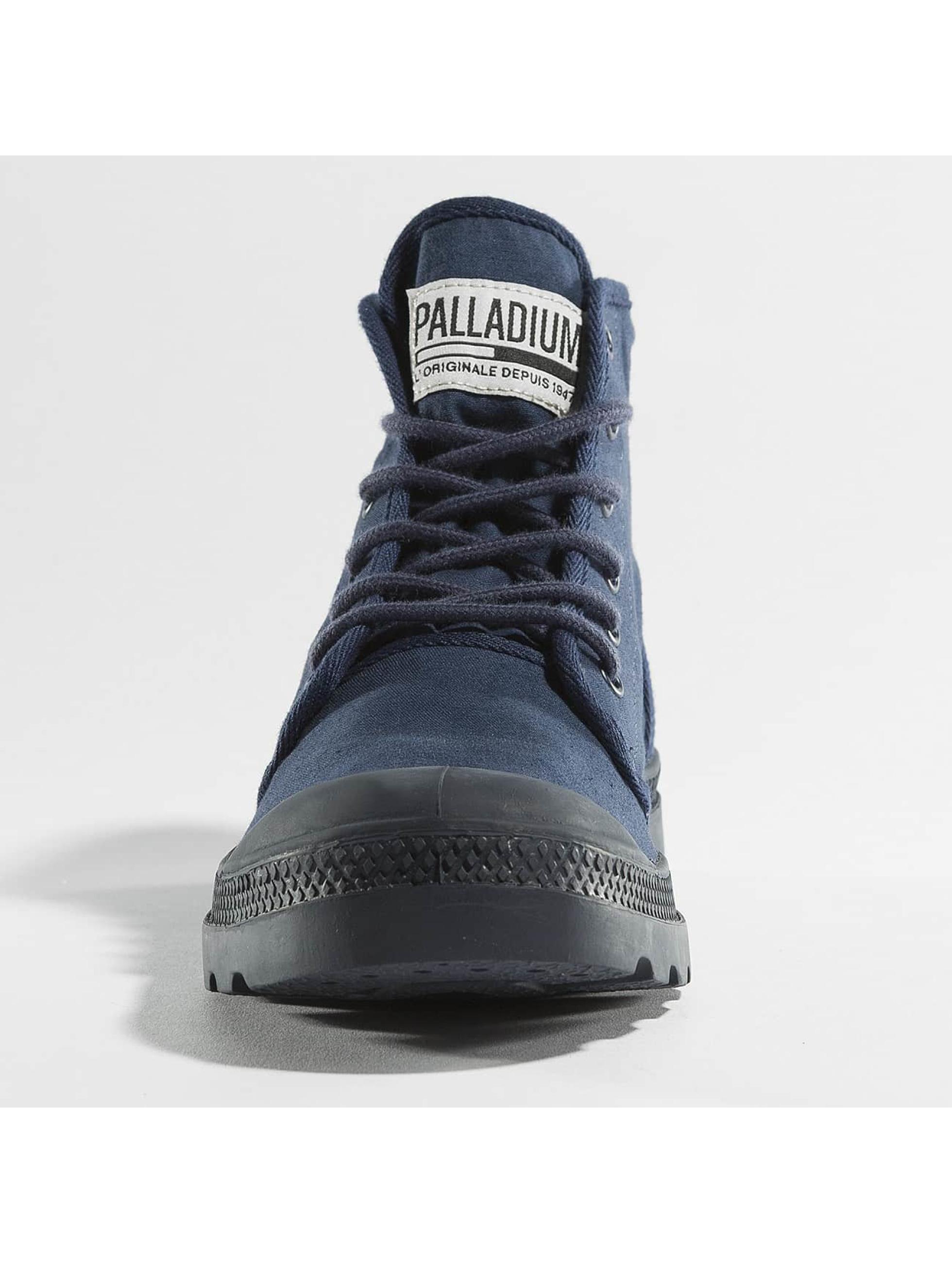 Palladium Chaussures montantes Pampa Hi Originale TC indigo
