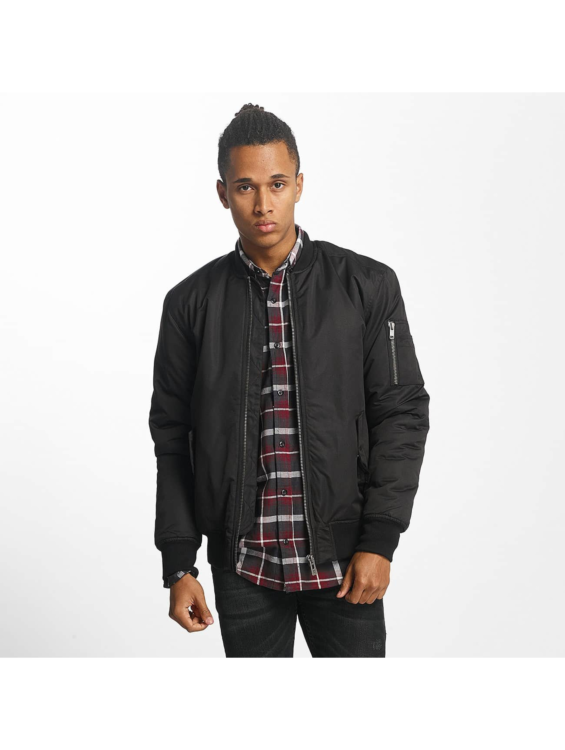 Paris Premium Bomber jacket Basic black