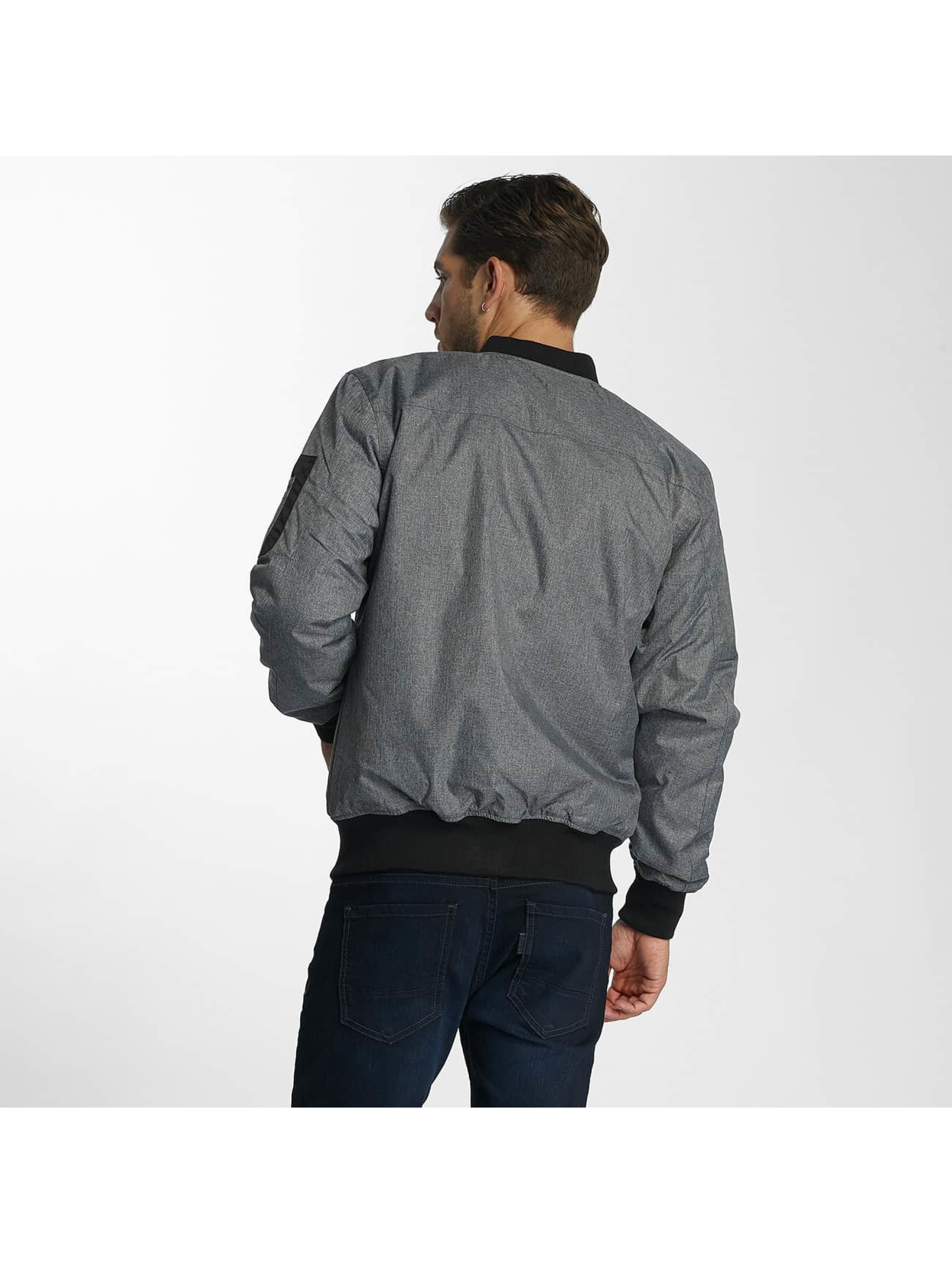 Paris Premium Bomber jacket Medan gray