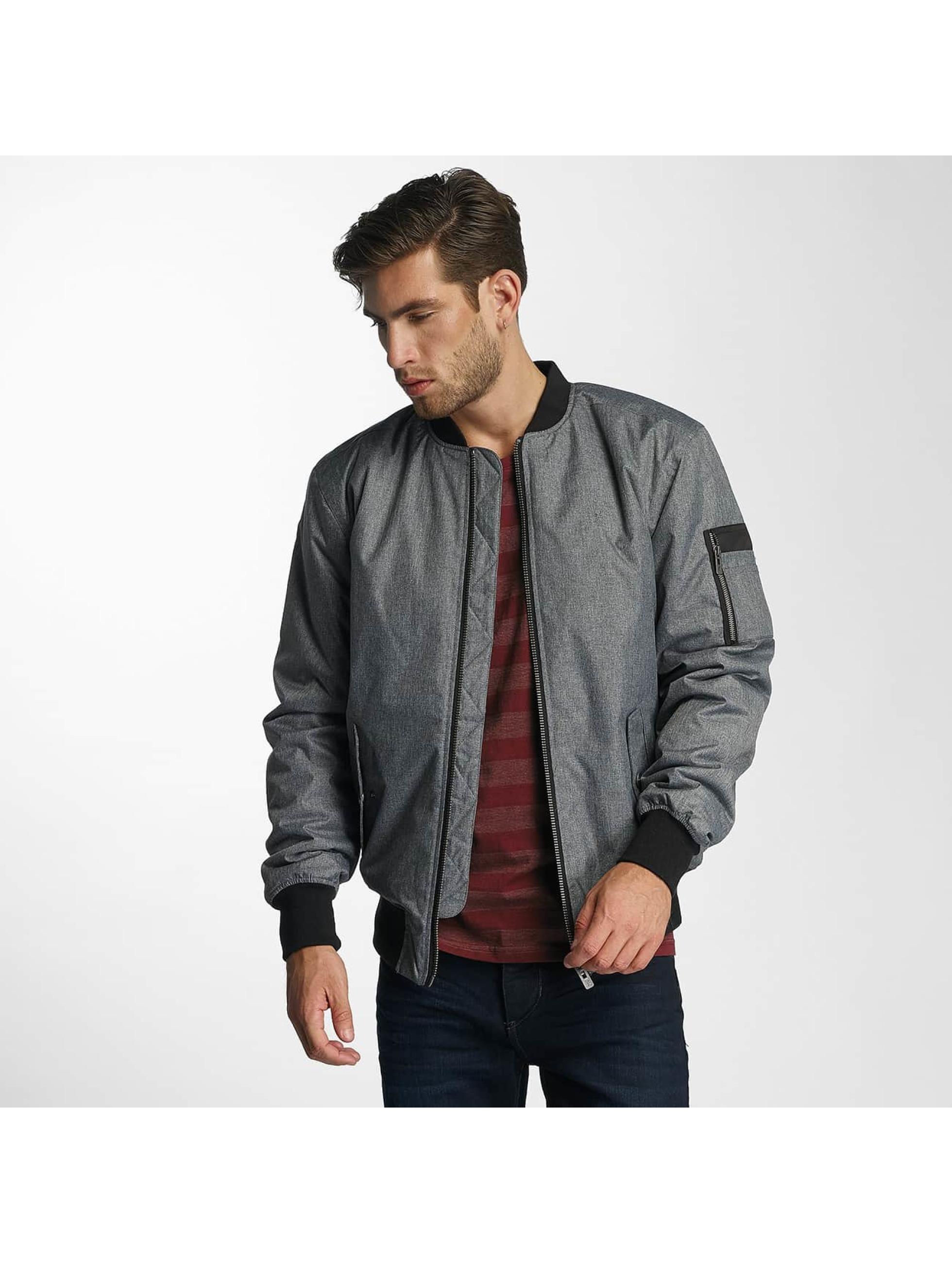 Paris Premium Bomber jacket Medan grey